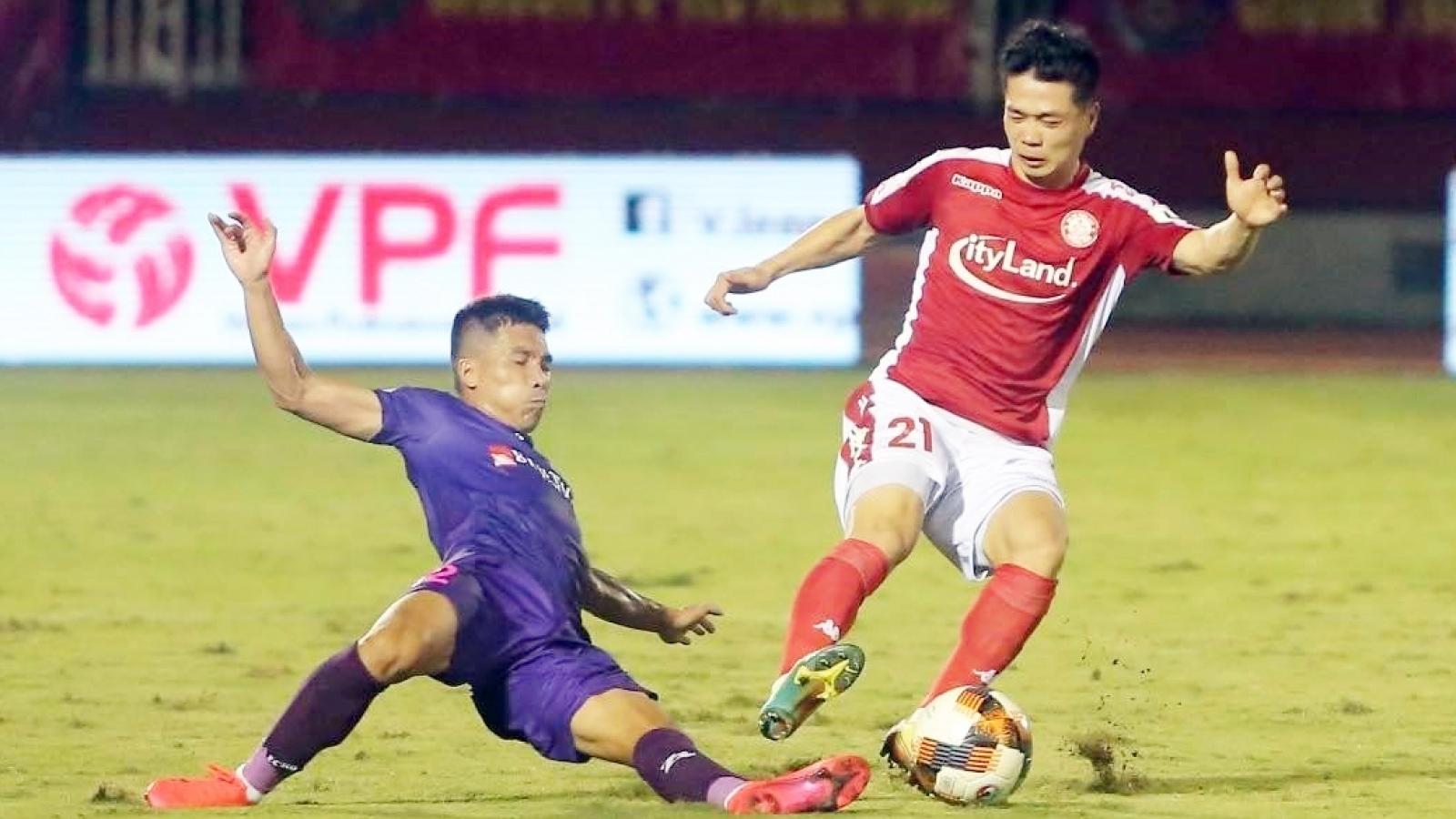 Vòng 5 V-League 2020: Công Phượng chứng minh năng lực?