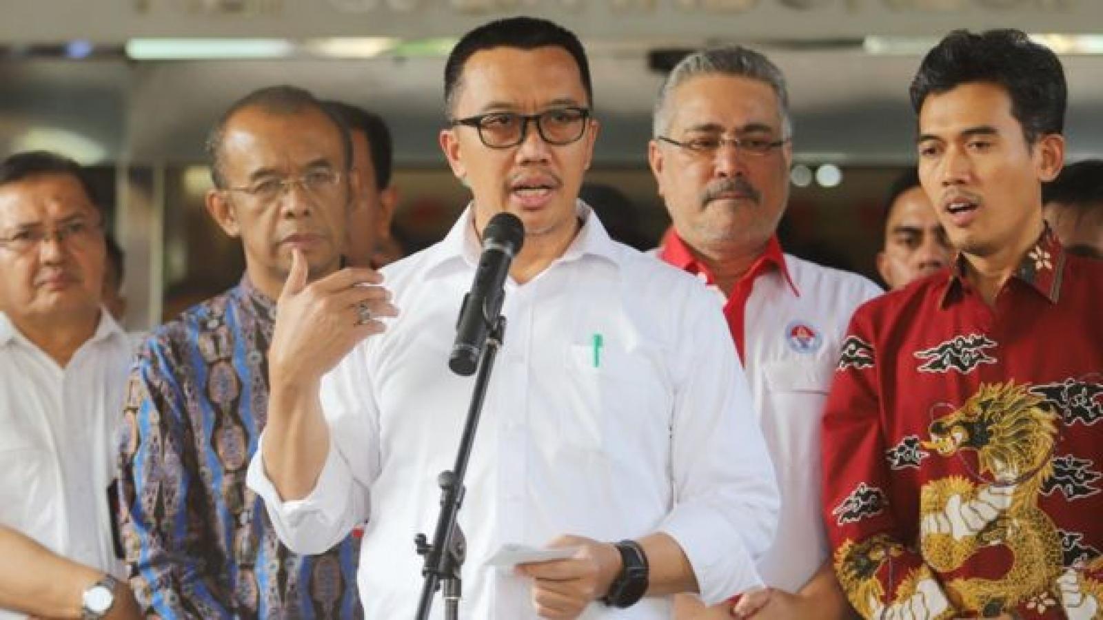 Cựu Bộ trưởng Indonesia nhận án tù 7 năm vì tham nhũng, nhận hối lộ