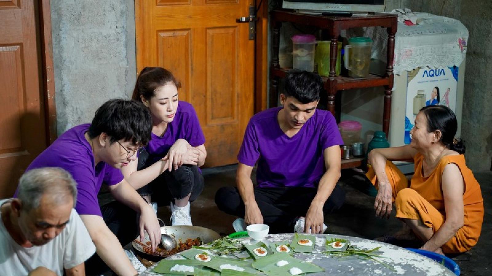 """Hoa hậu Khánh Vân phản ứng bất ngờ khi bị """"cà khịa"""" không biết nấu ăn"""