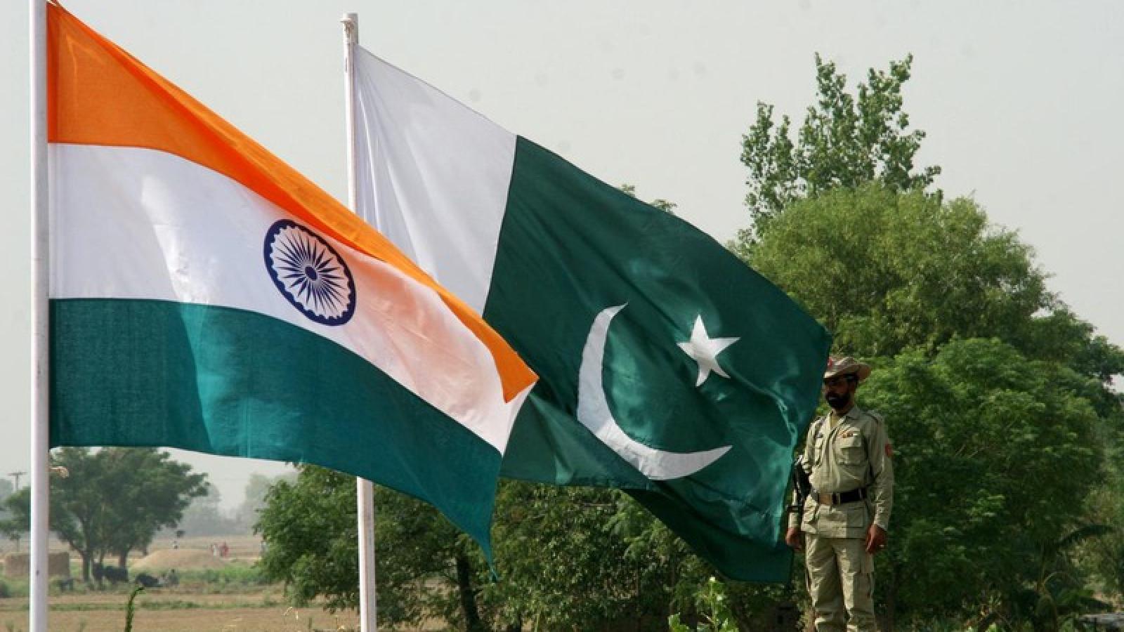 Quân đội Pakistan bắn hạ máy bay do thám của Ấn Độ