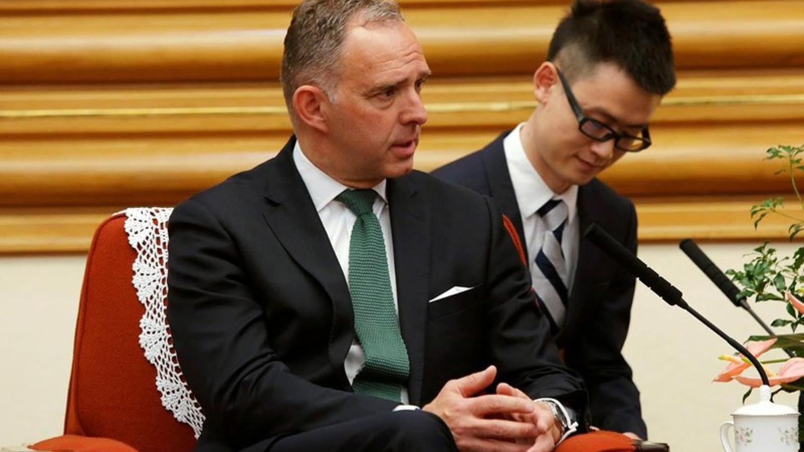 Bộ trưởng Nội các Anh Mark Sedwill từ chức