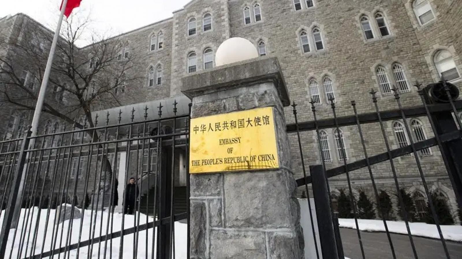 """Trung Quốc nói Canada phát ngôn """"vô trách nhiệm"""" về vụ 2 công dân bị truy tố"""