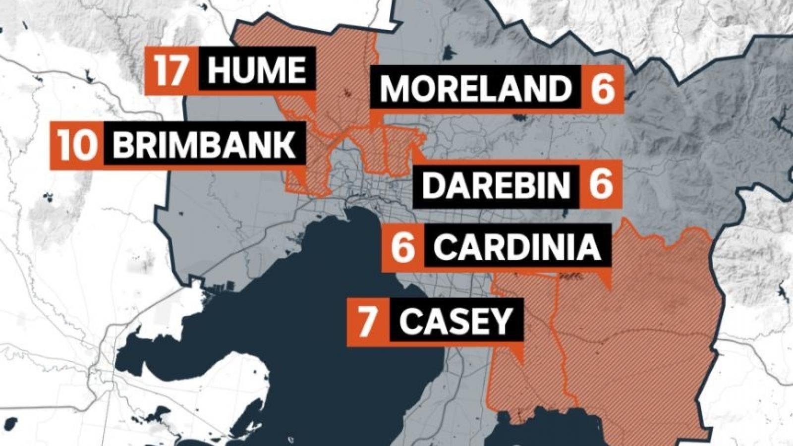 Victoria (Australia) siết chặt kiểm soát trước làn sóng Covid-19 thứ 2