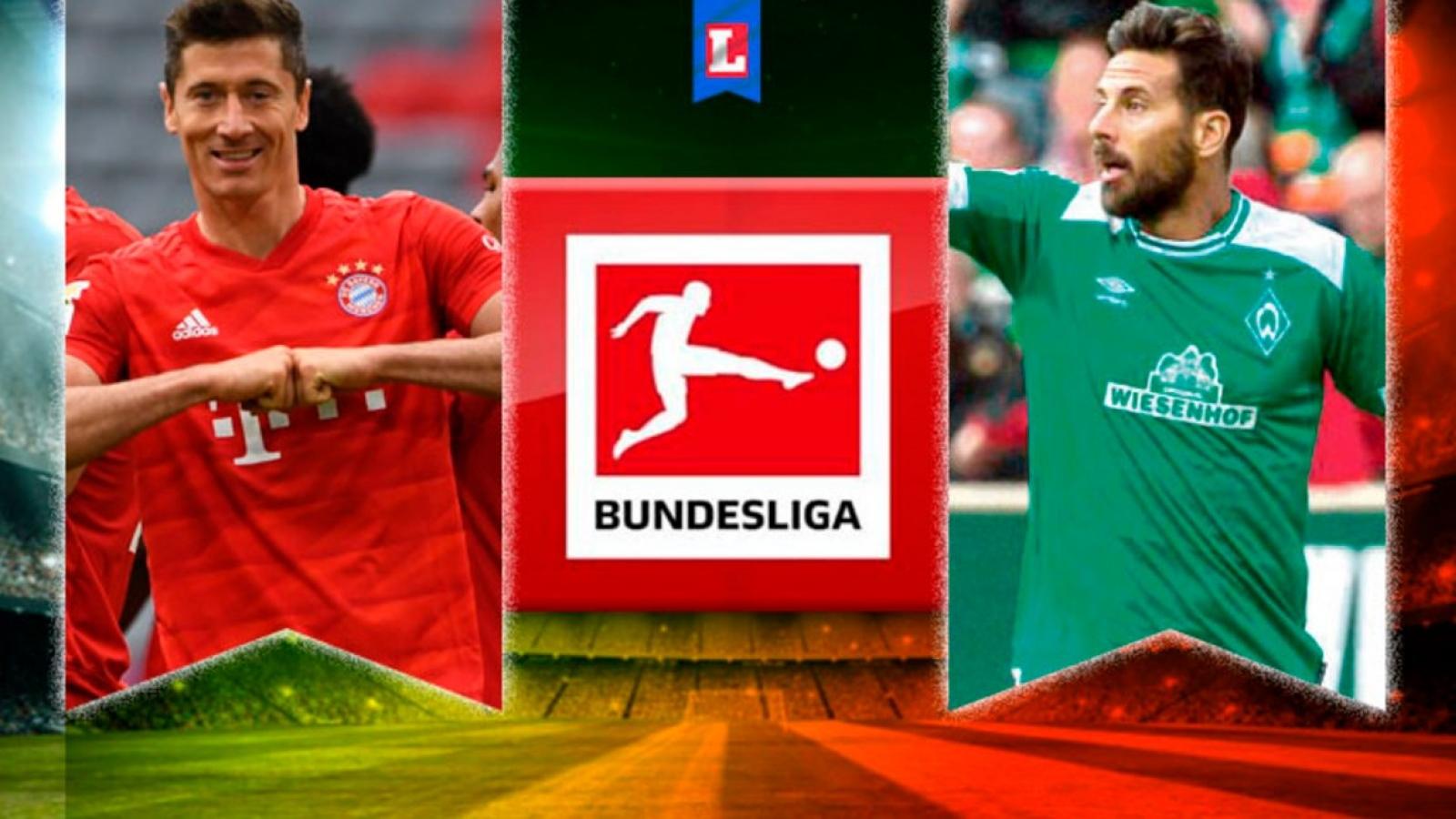 """Đội hình dự kiến giúp Bayern """"hạ đẹp"""" Bremen để lên ngôi vô địch Bundesliga"""