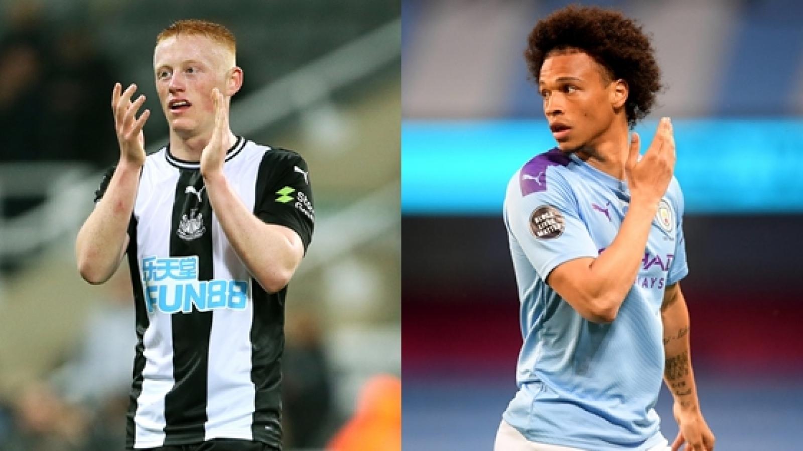Đội hình dự kiến Newcastle - Man City: Tứ kết FA Cup 2019/2020