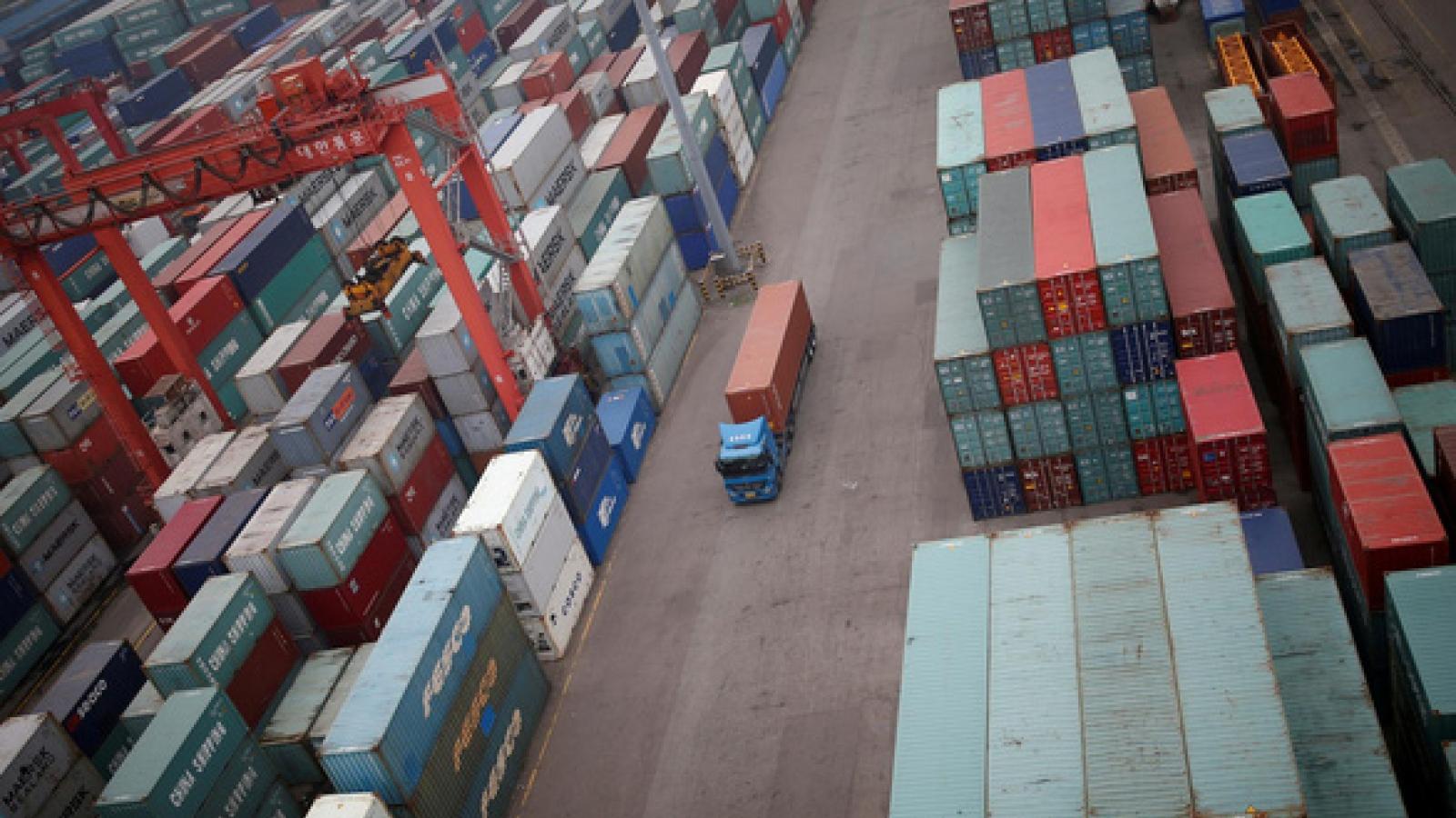 Nhật Bản chỉ trích Hàn Quốc yêu cầu WTO giải quyết vấn đề thương mại