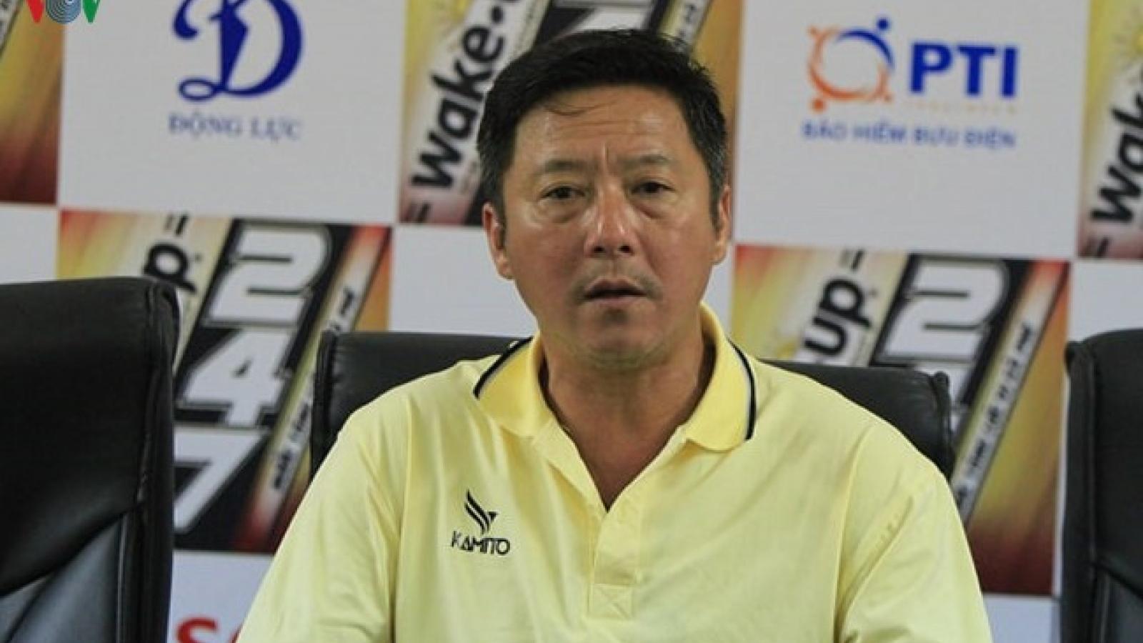 HLV Lê Huỳnh Đức: Tôi có bị sa thải cũng là bình thường