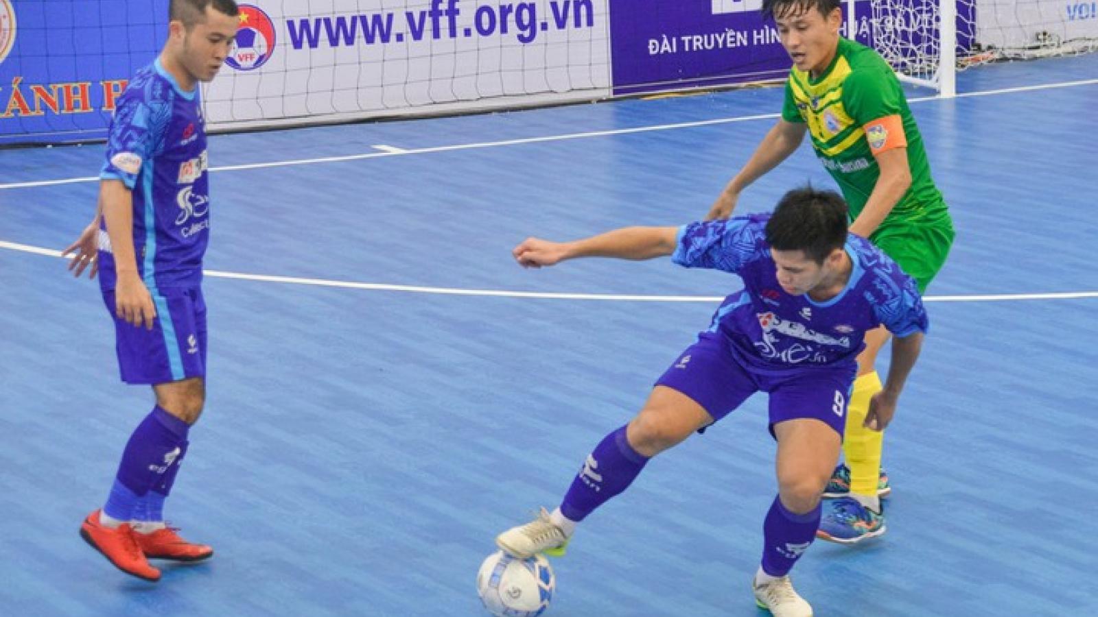 Xem trực tiếp Futsal HDBank VĐQG 2020: Quảng Nam - Vietfootball