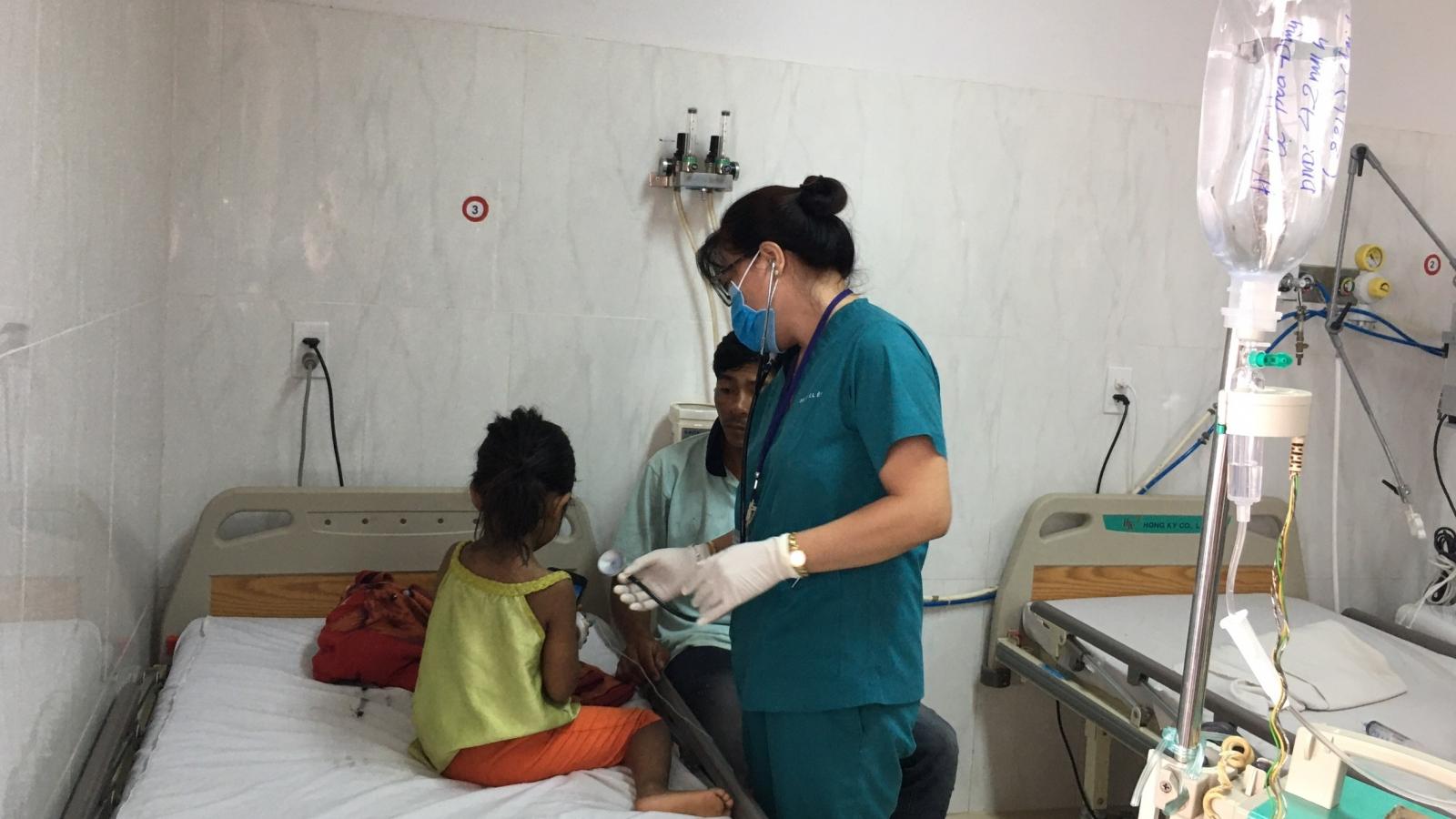 3 trẻ nhỏ tại Đắk Lắk thương vong vì ngộ độc sắn