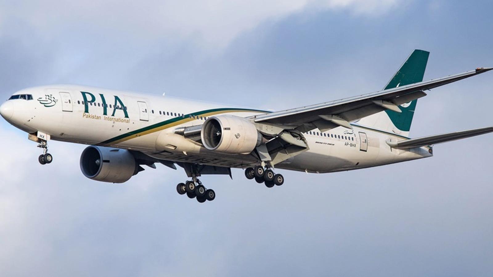 Pakistan đình chỉ bay 150 phi công vì cáo buộc dùng chứng chỉ bay giả
