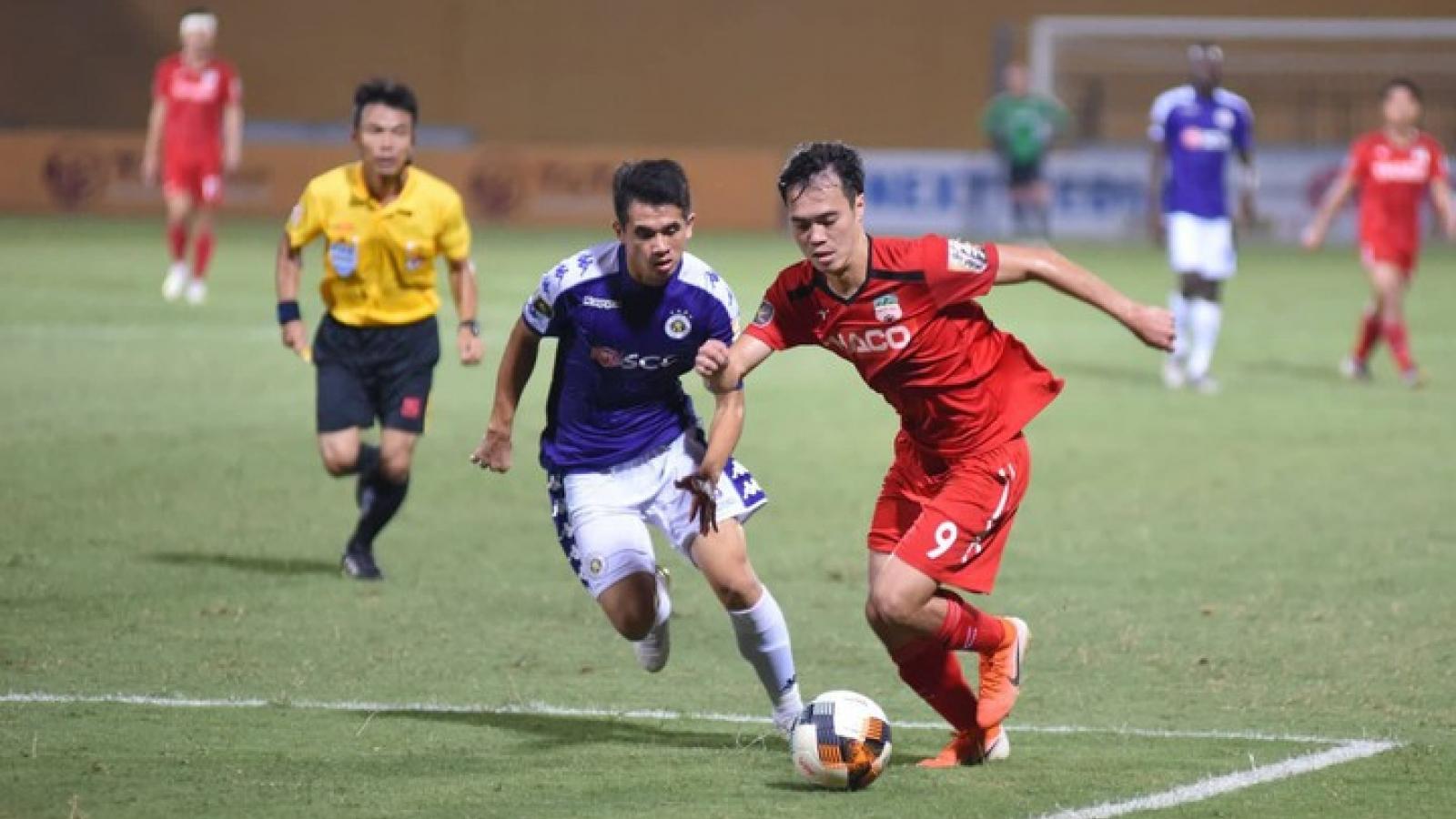 Sân Hàng Đẫy mở cửa toàn bộ để phục vụ khán giả trận Hà Nội FC - HAGL