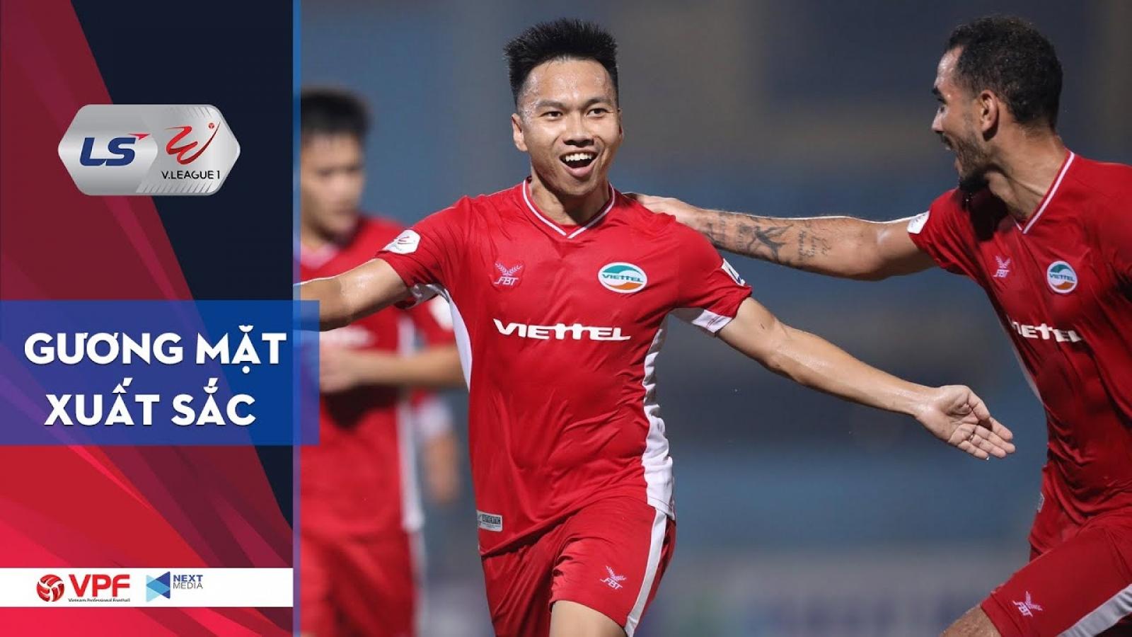Phong độ đỉnh cao tại V-League 2020 sẽ đưa Hồ Khắc Ngọc lên ĐT Việt Nam?