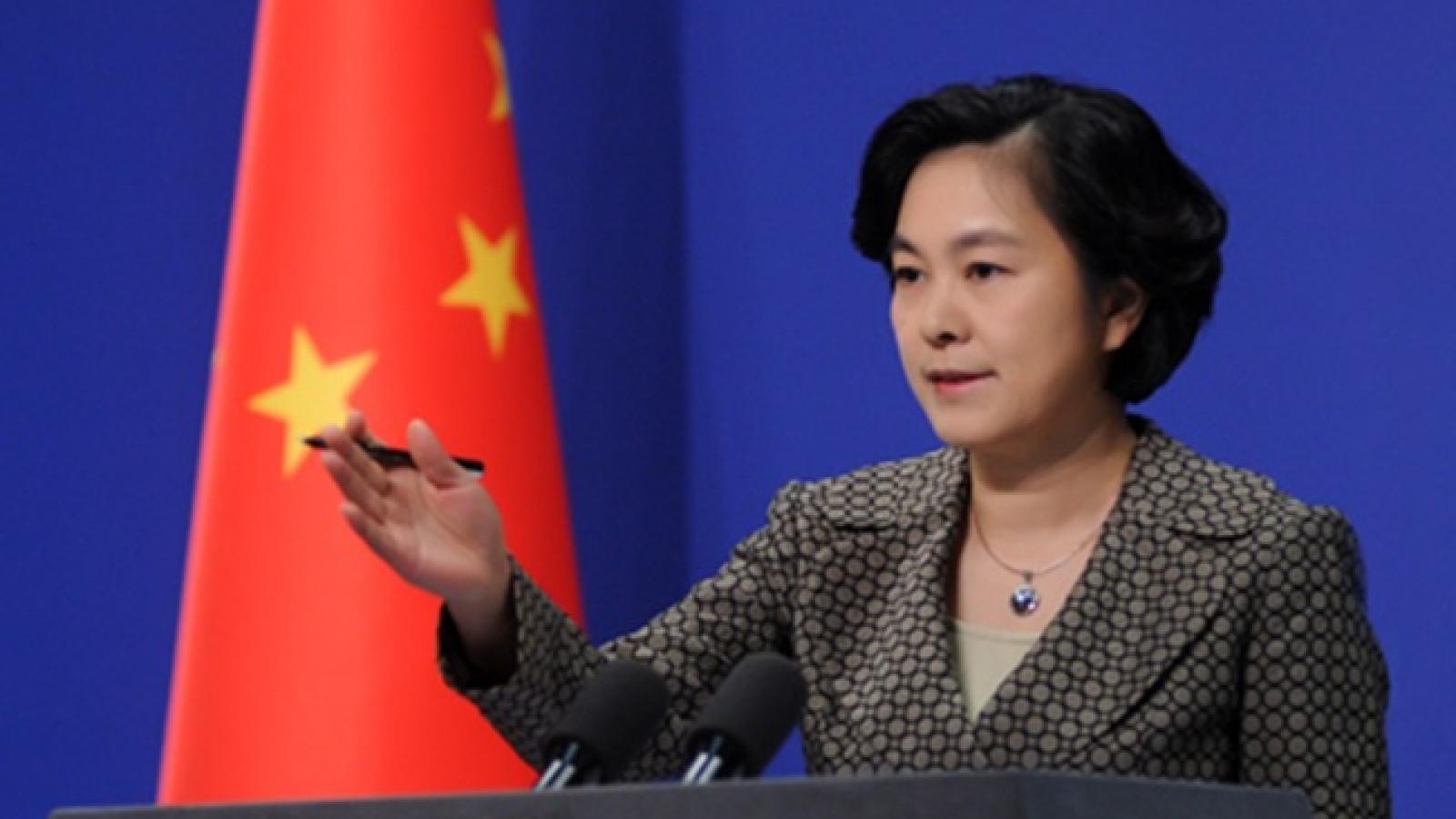 Trung Quốc quan ngại về phát biểu của Thủ tướng Nhật Bản về Hong Kong