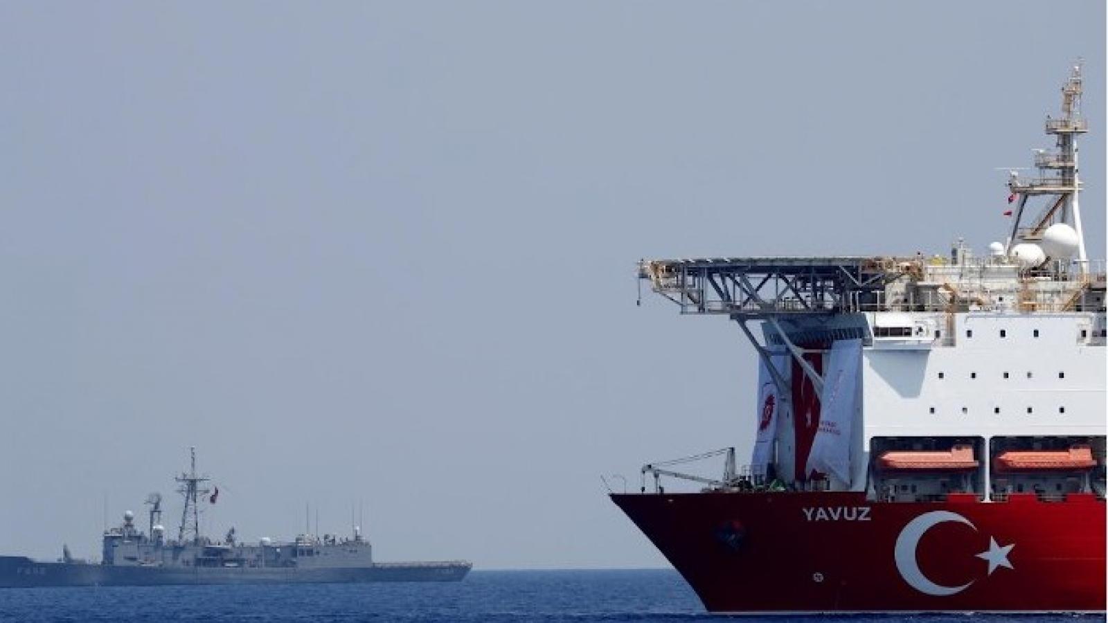 Hy Lạp sẵn sàng cho cuộc xung đột quân sự với Thổ Nhĩ Kỳ