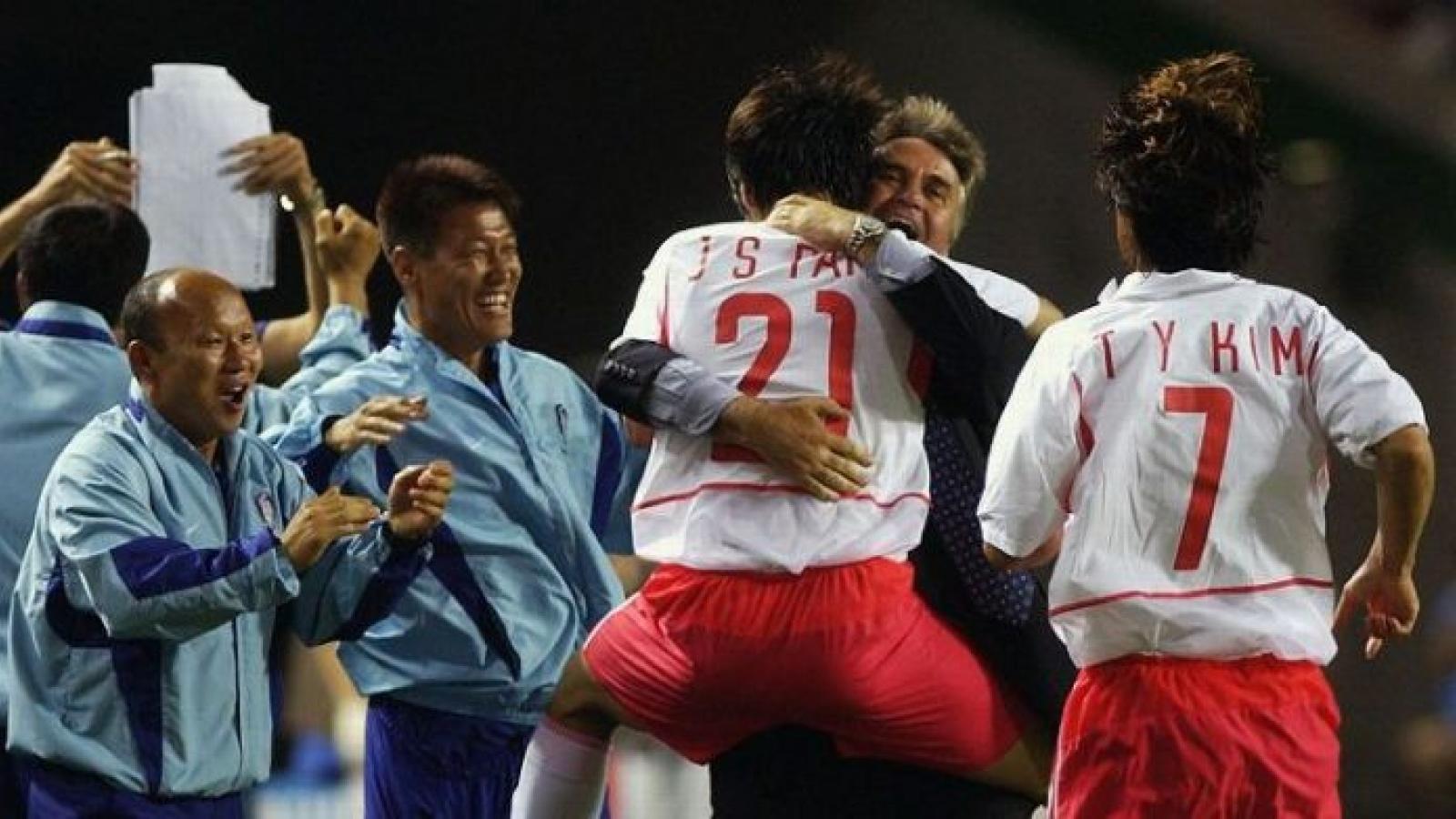 Ngày này năm xưa: Thầy Park cùng ĐT Hàn Quốc gây sốc ở World Cup 2002