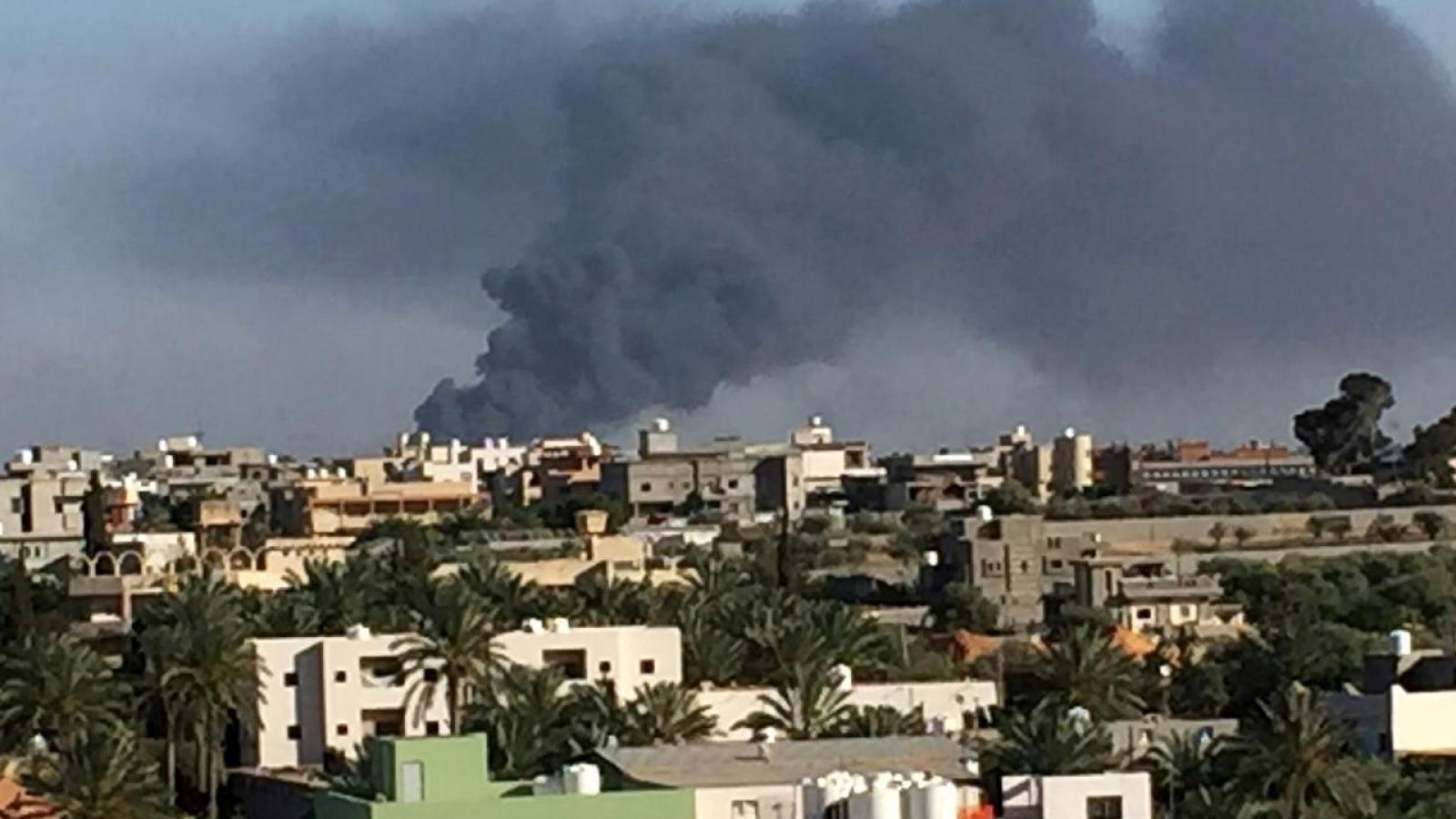 Liên Hợp Quốc ra nghị quyết điều tra về tình trạng bạo lực tại Libya