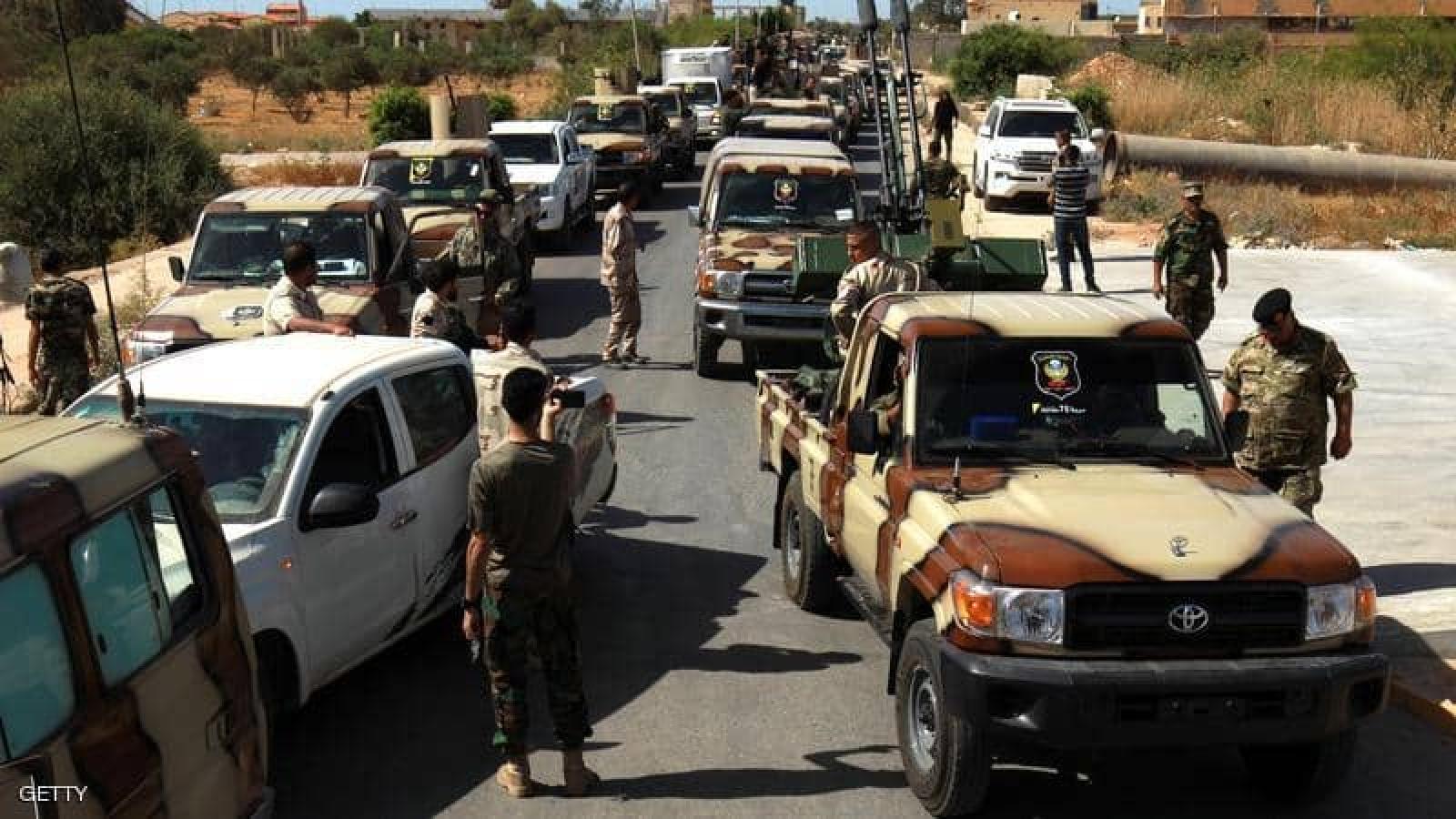 Quân đội Libya kiểm soát thành phố dầu mỏ Sirte