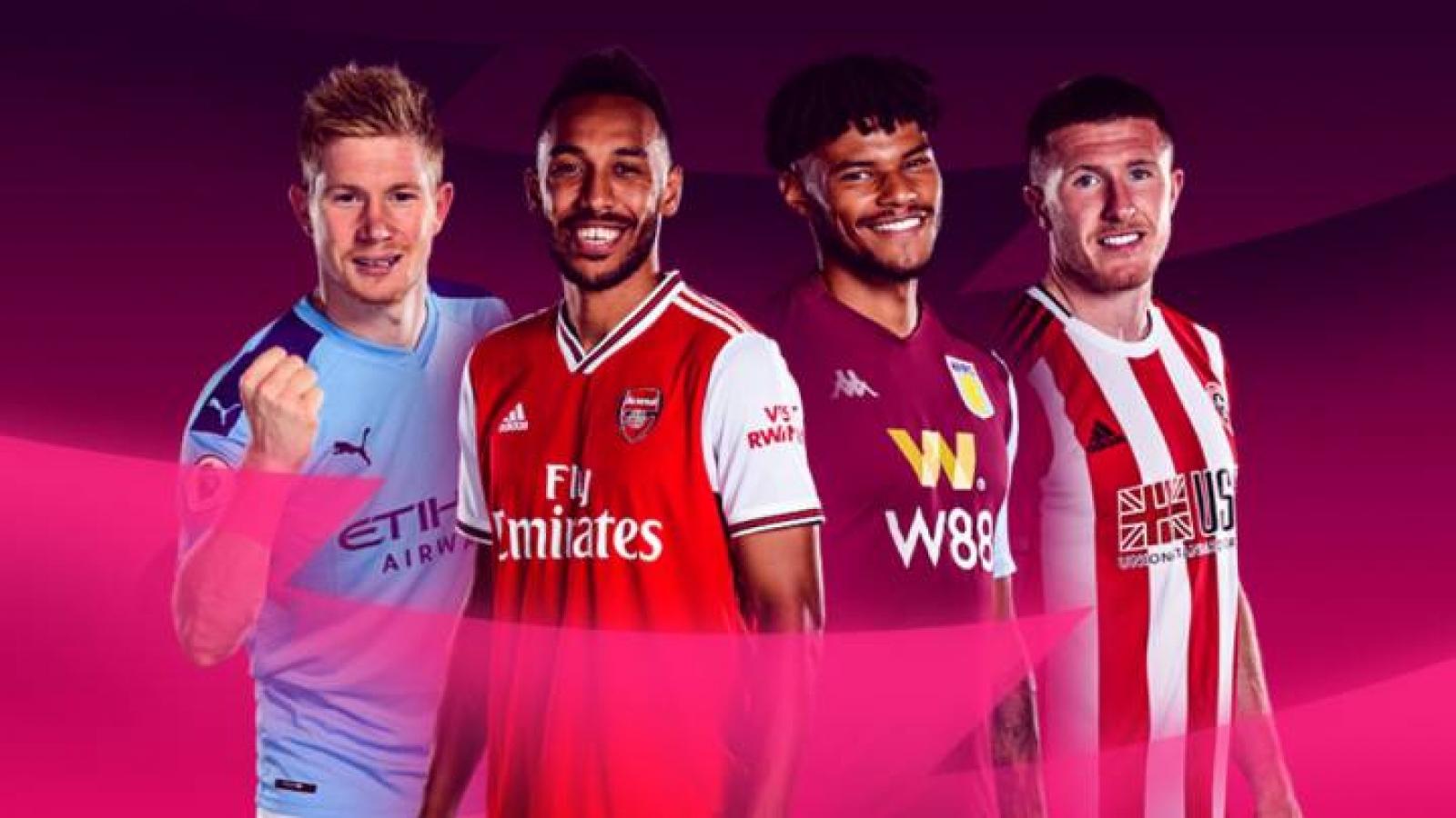 """Lịch thi đấu Premier League tuần này: """"Bom tấn"""" chờ đón khán giả"""