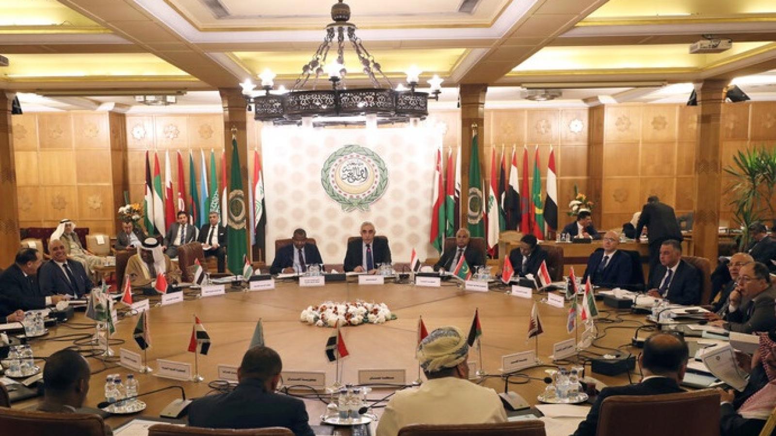 Liên đoàn Arab họp khẩn về tình hình Libya