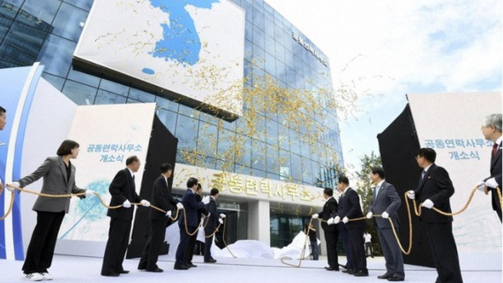 Triều Tiên tuyên bố sẽ đóng cửa Văn phòng liên lạc liên Triều
