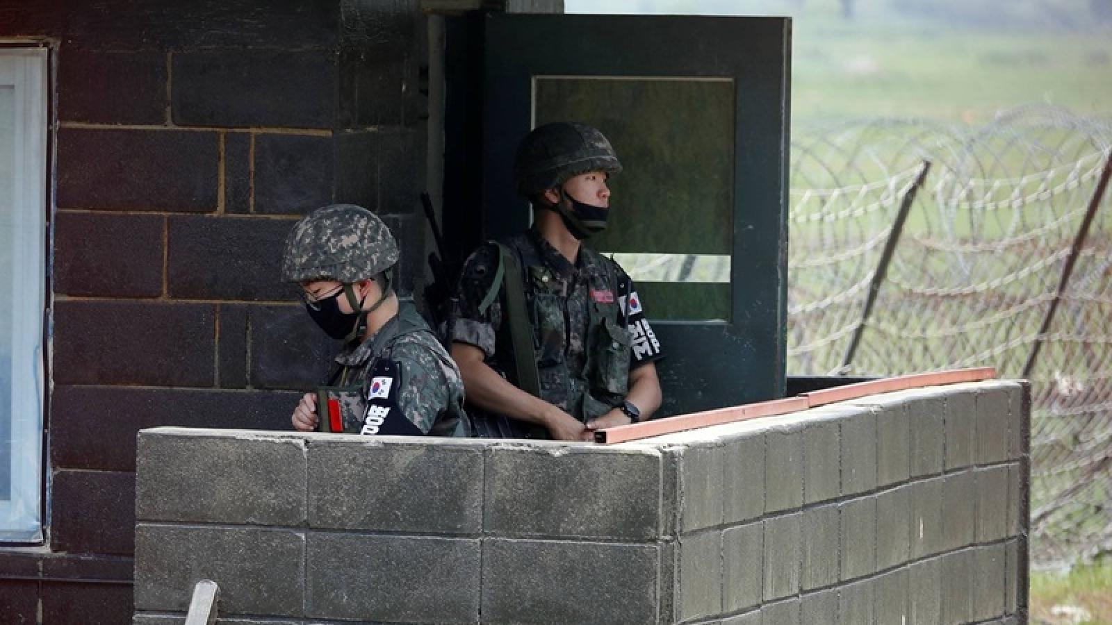 Hàn Quốc sẵn sàng tác chiến đối phó việc rải truyền đơn của Triều Tiên
