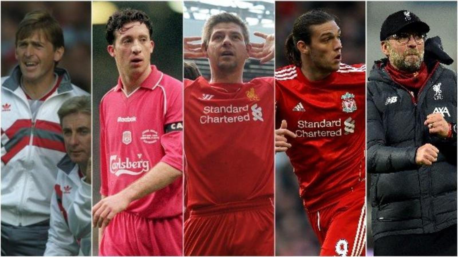 """Choáng với số tiền Liverpool đã """"đốt"""" để vô địch Premier League"""