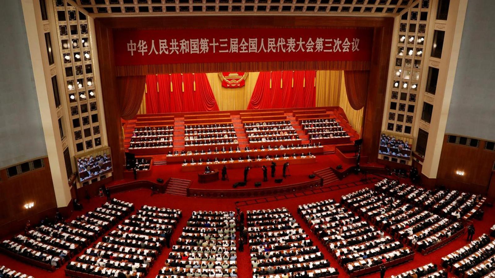 SCMP: Quốc hội Trung Quốc thông qua luật an ninh Hong Kong