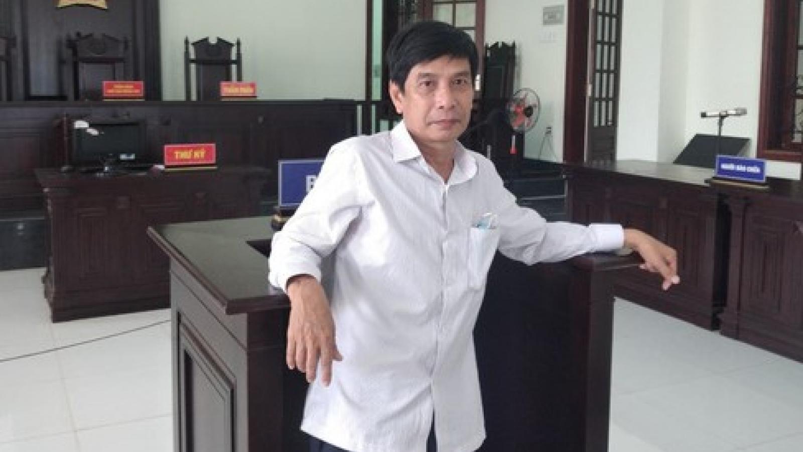 Thấy gì qua vụ ông Lương Hữu Phước tự tử ở TAND Bình Phước?