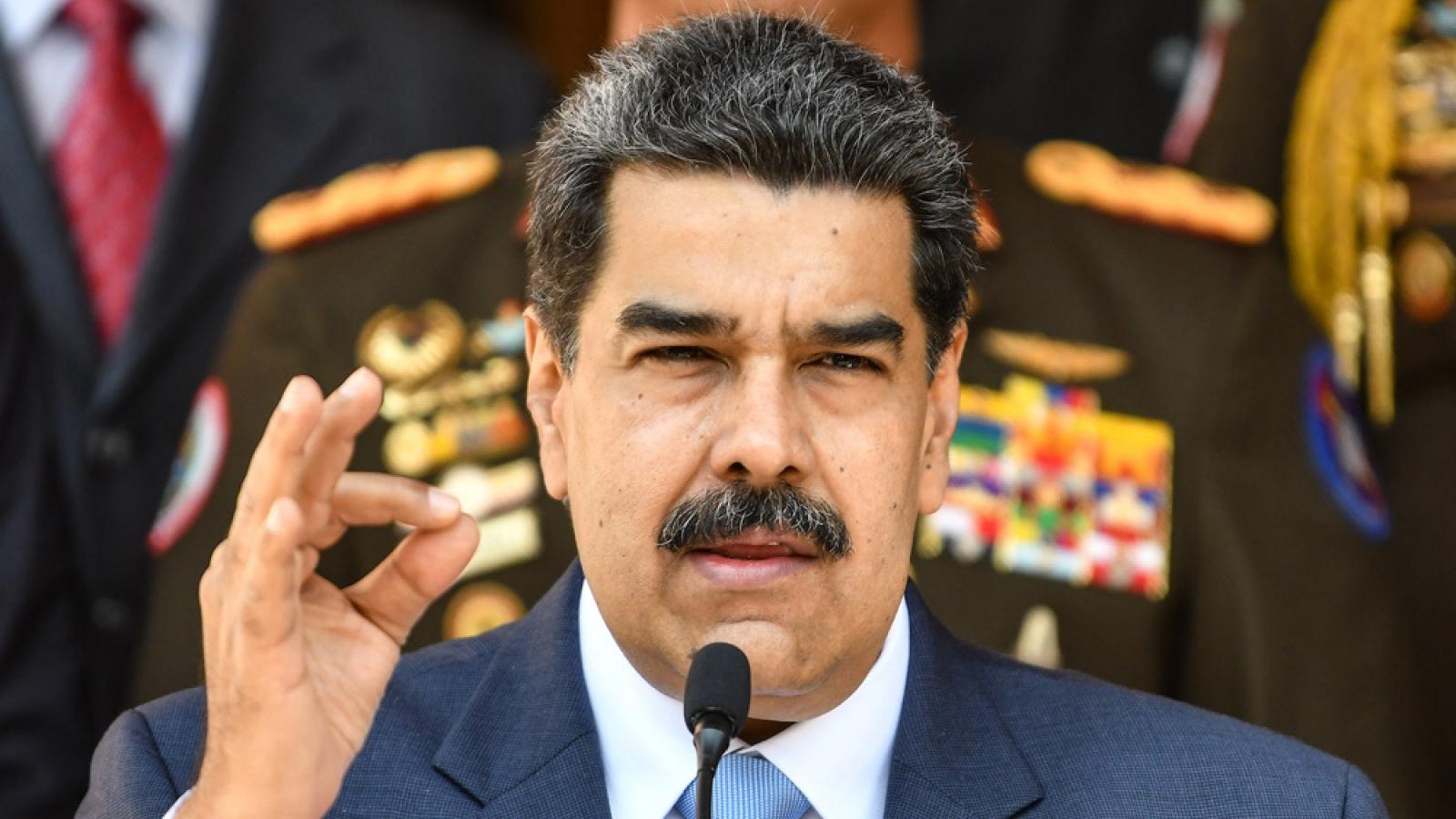 Tổng thống Venezuela sẽ tới Iran ký kết thỏa thuận hợp tác năng lượng