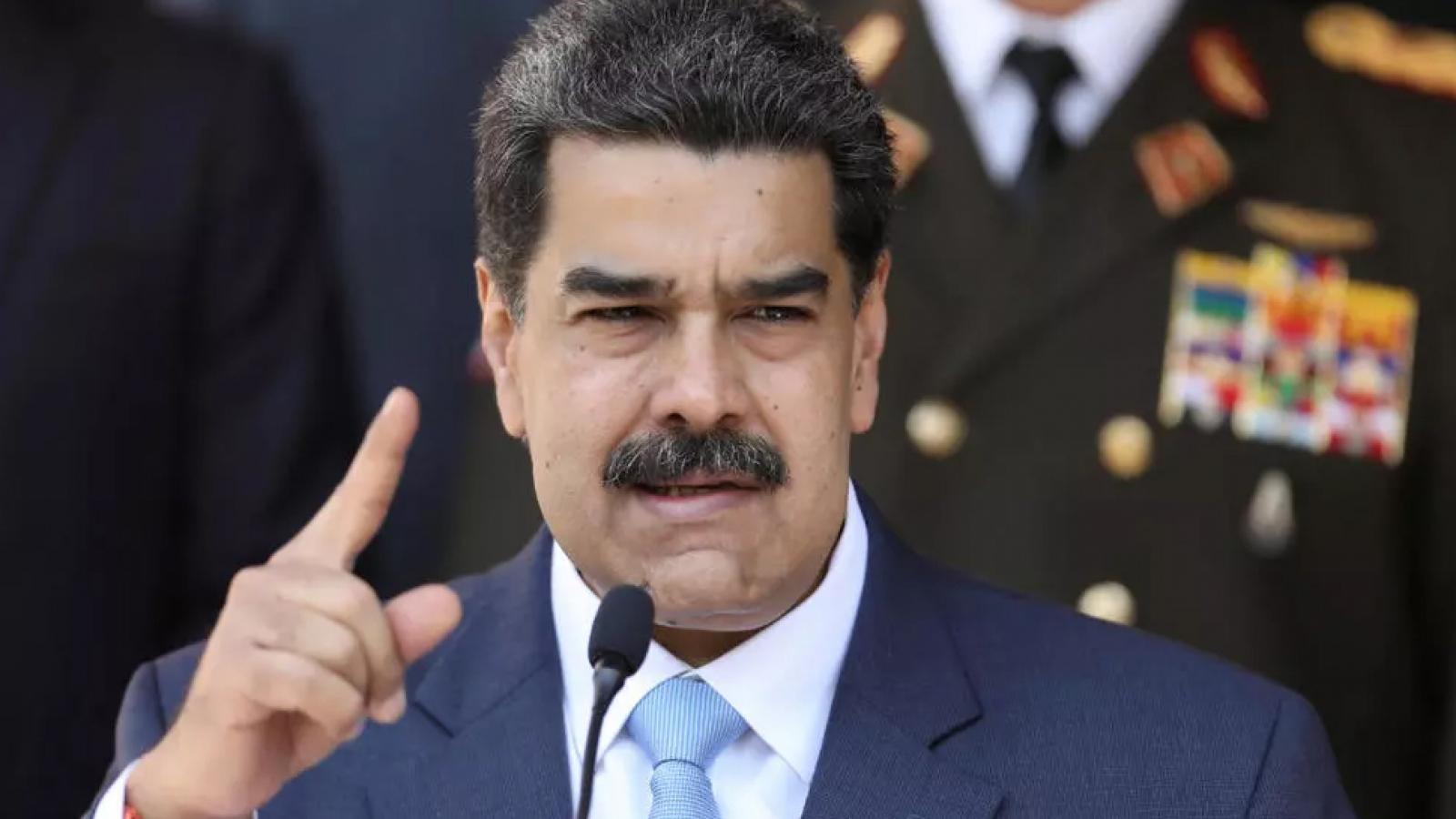 Bị áp trừng phạt, Venezuela trục xuất Đại sứ EU
