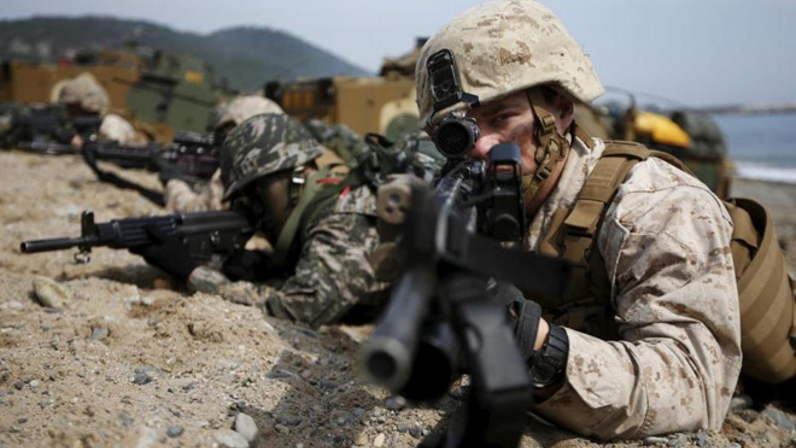 """Mỹ luôn sẵn sàng hợp tác với Hàn Quốc để """"răn đe"""" Triều Tiên"""