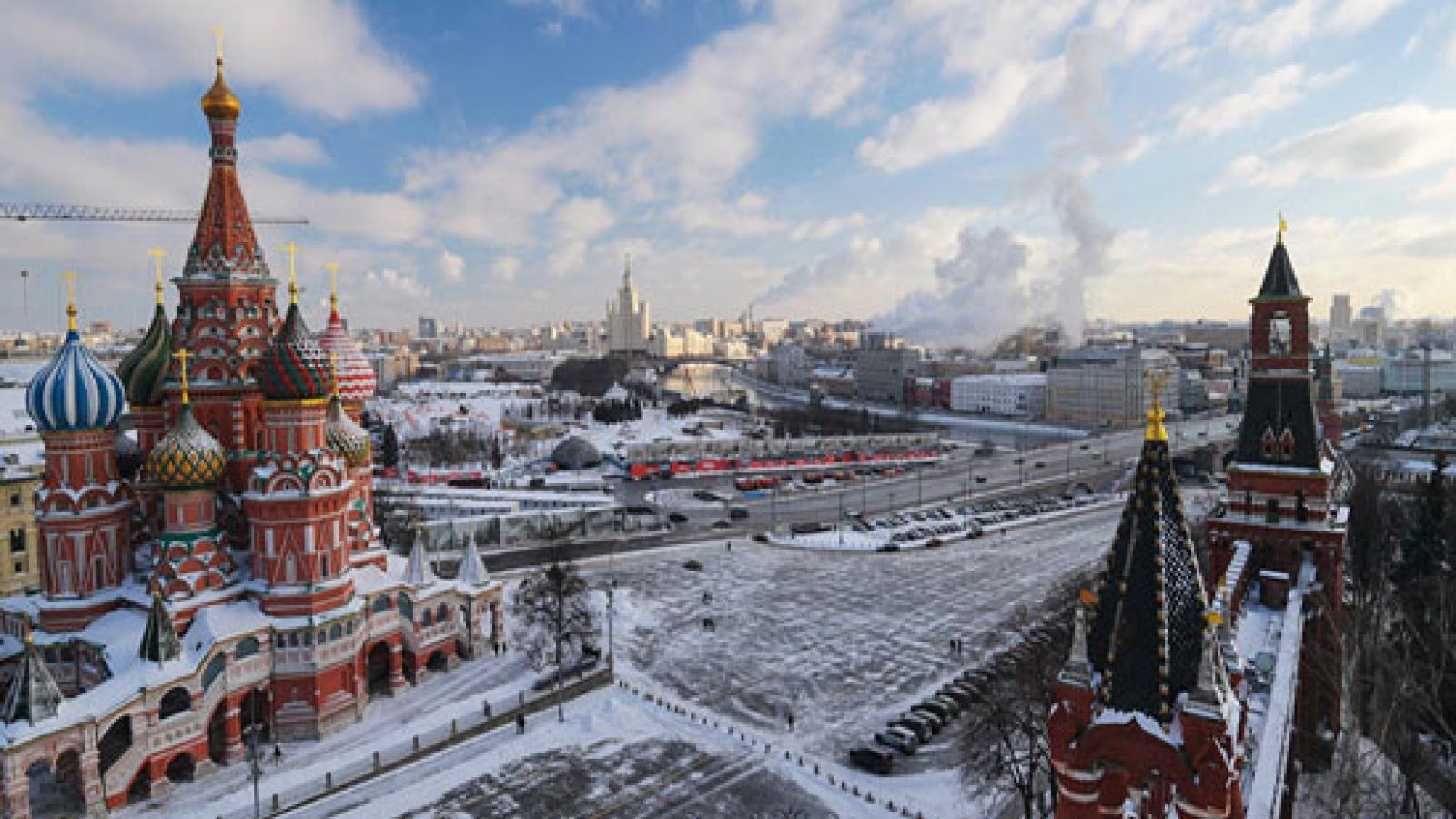 Nga dự kiến chi gần 73 tỷ USD để phục hồi kinh tế
