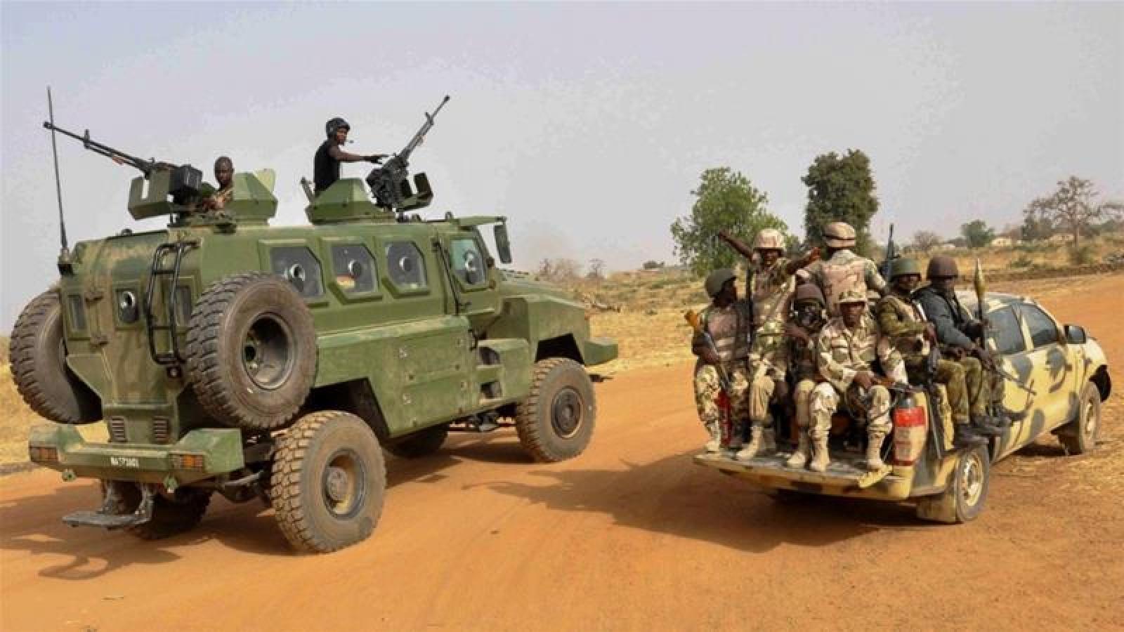 Tấn công đẫm máu ở bang Borno (Nigeria), ít nhất 60 người chết