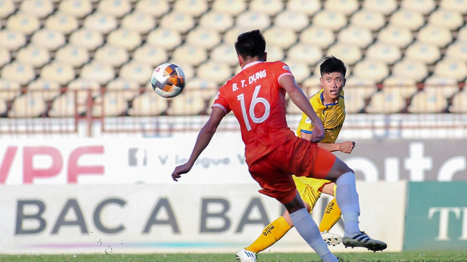 Phan Văn Đức và những cầu thủ ghi nhiều bàn thắng nhất V-League 2020