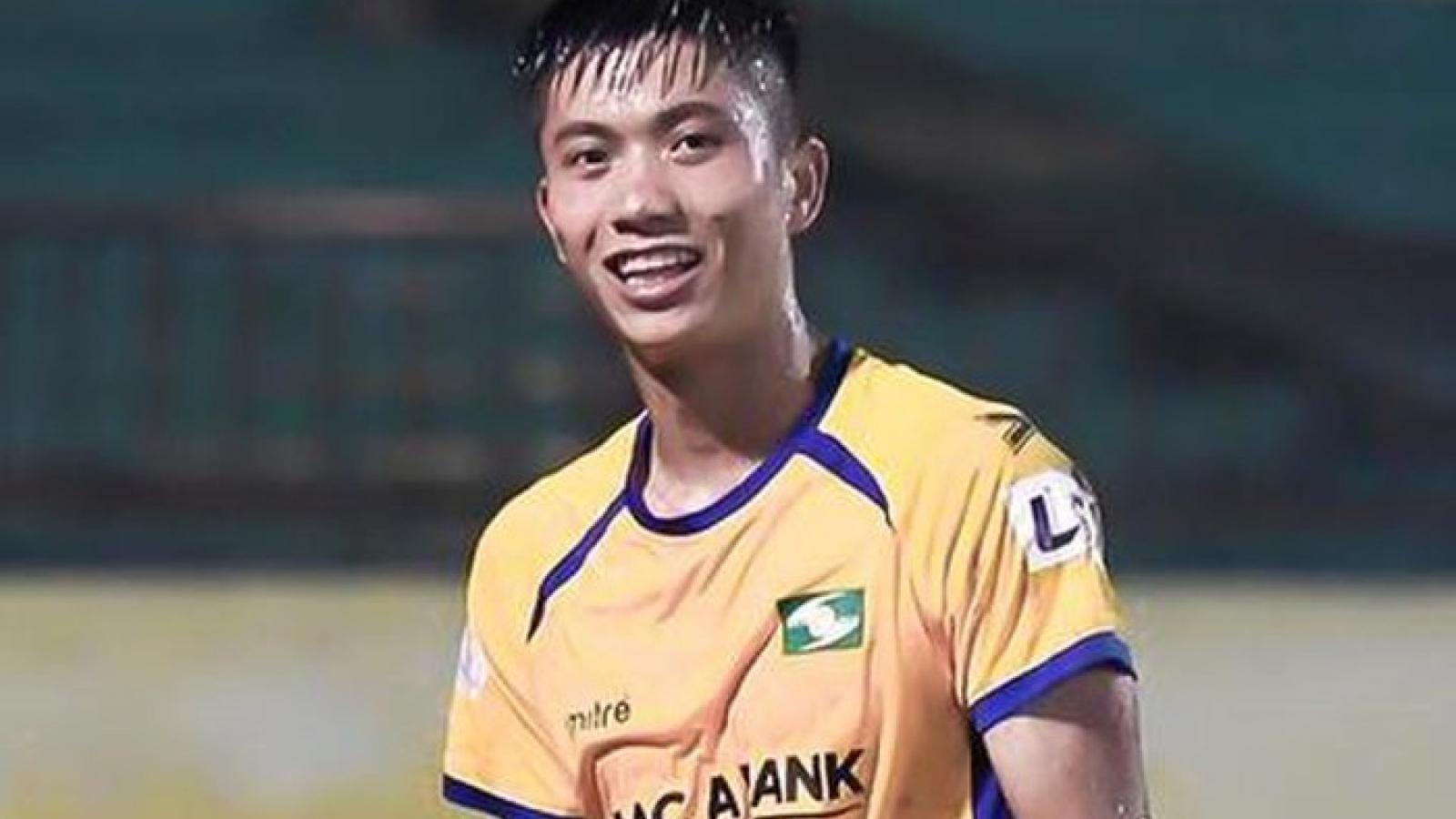 Phan Văn Đức khiêm tốn khi tỏa sáng giúp SLNA bay cao ở V-League 2020
