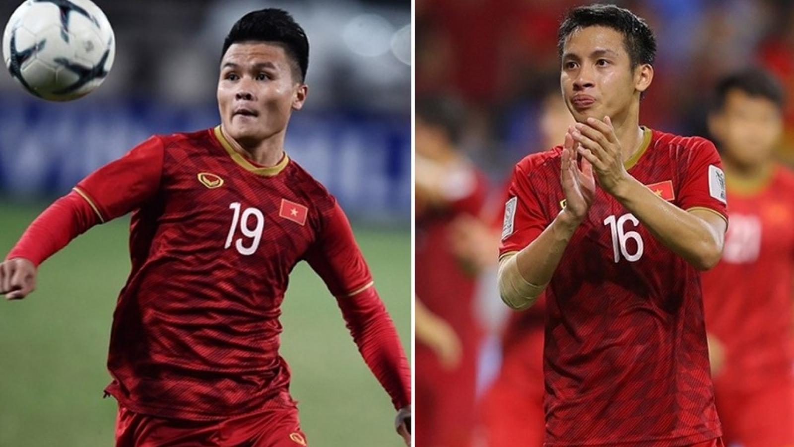 Báo Thái Lan tin tưởng Quang Hải, Hùng Dũng sẽ tỏa sáng ở J-League