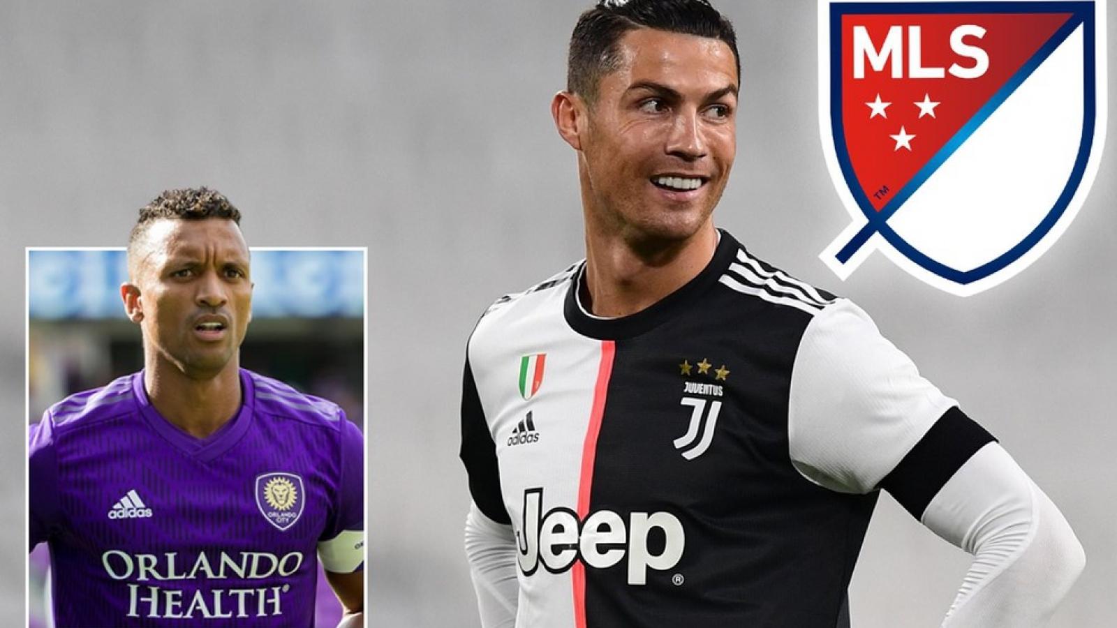 """""""Cristiano Ronaldo sẽ sang Mỹ chơi bóng trước khi giải nghệ"""""""