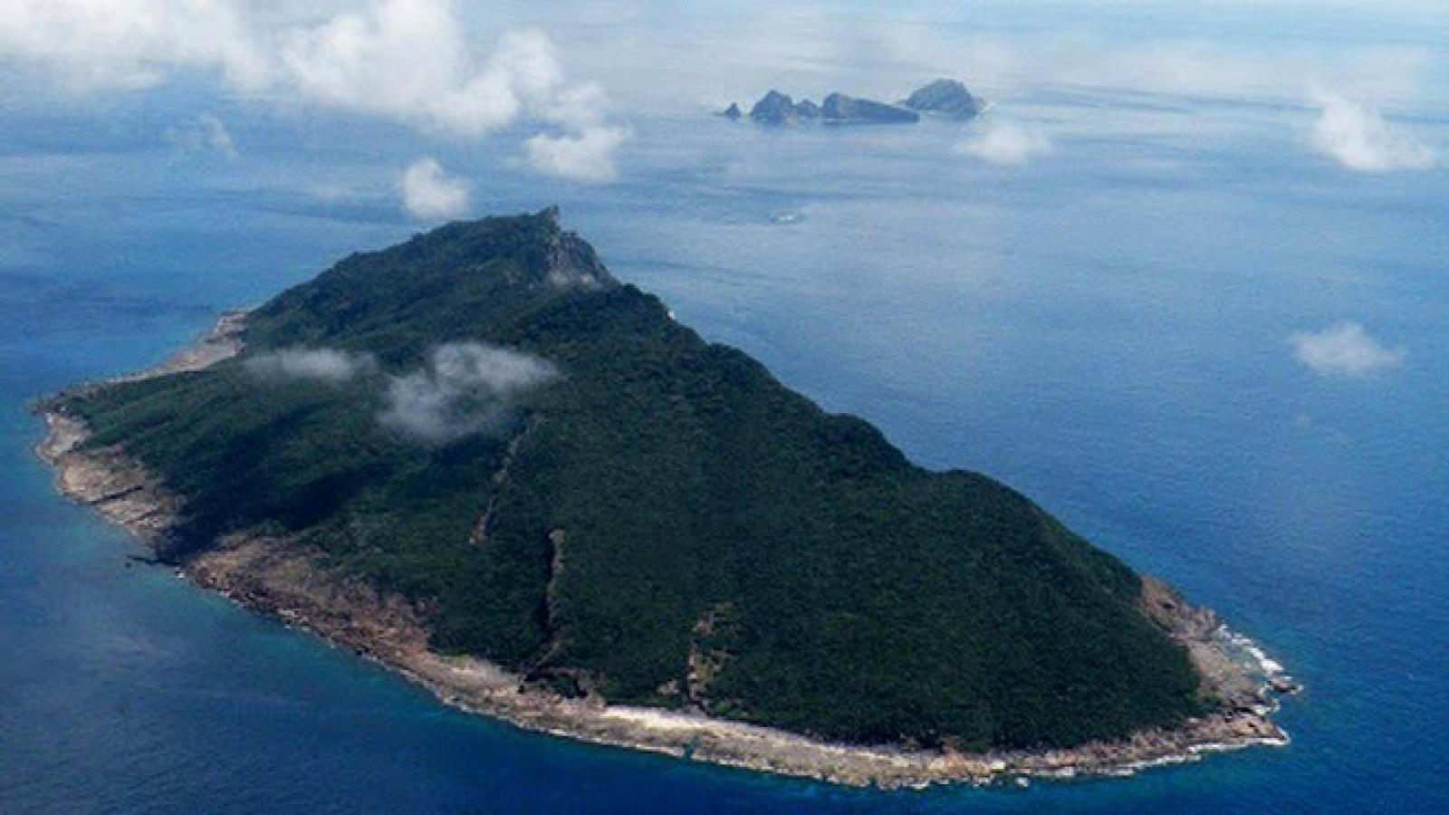 Trung Quốc phản đối Nhật Bản đổi tên khu vực thuộc quần đảo tranh chấp