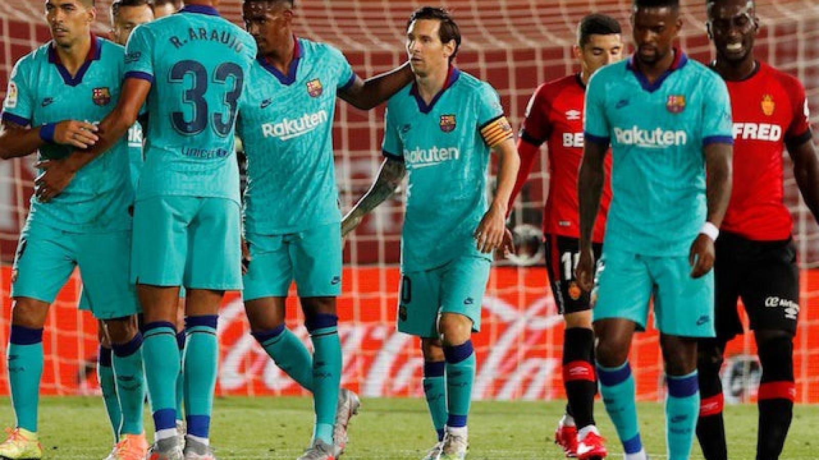 Barca - Leganes: Lại là show diễn của Messi?