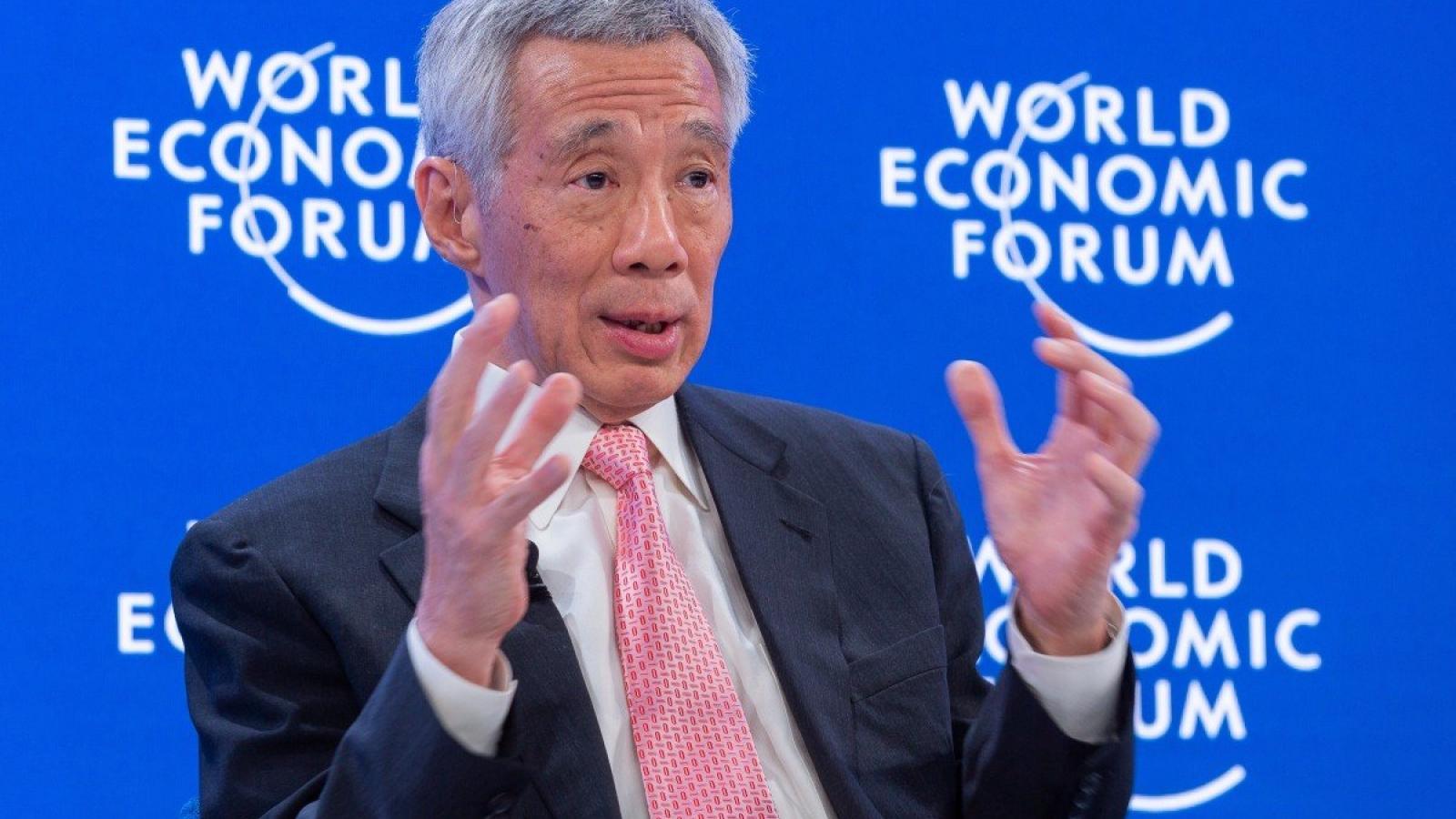 Thủ tướng Singapore: Trung Quốc không thể thay thế Mỹ ở châu Á