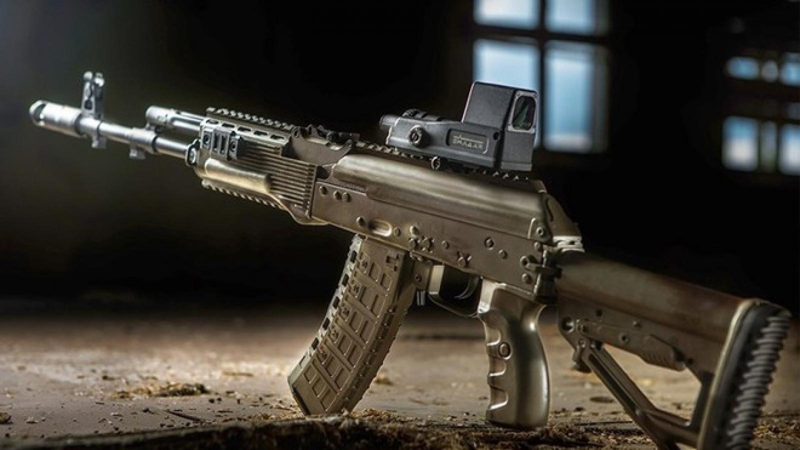 """Khẩu súng máy """"trường tồn với thời gian"""" của quân đội Mỹ"""
