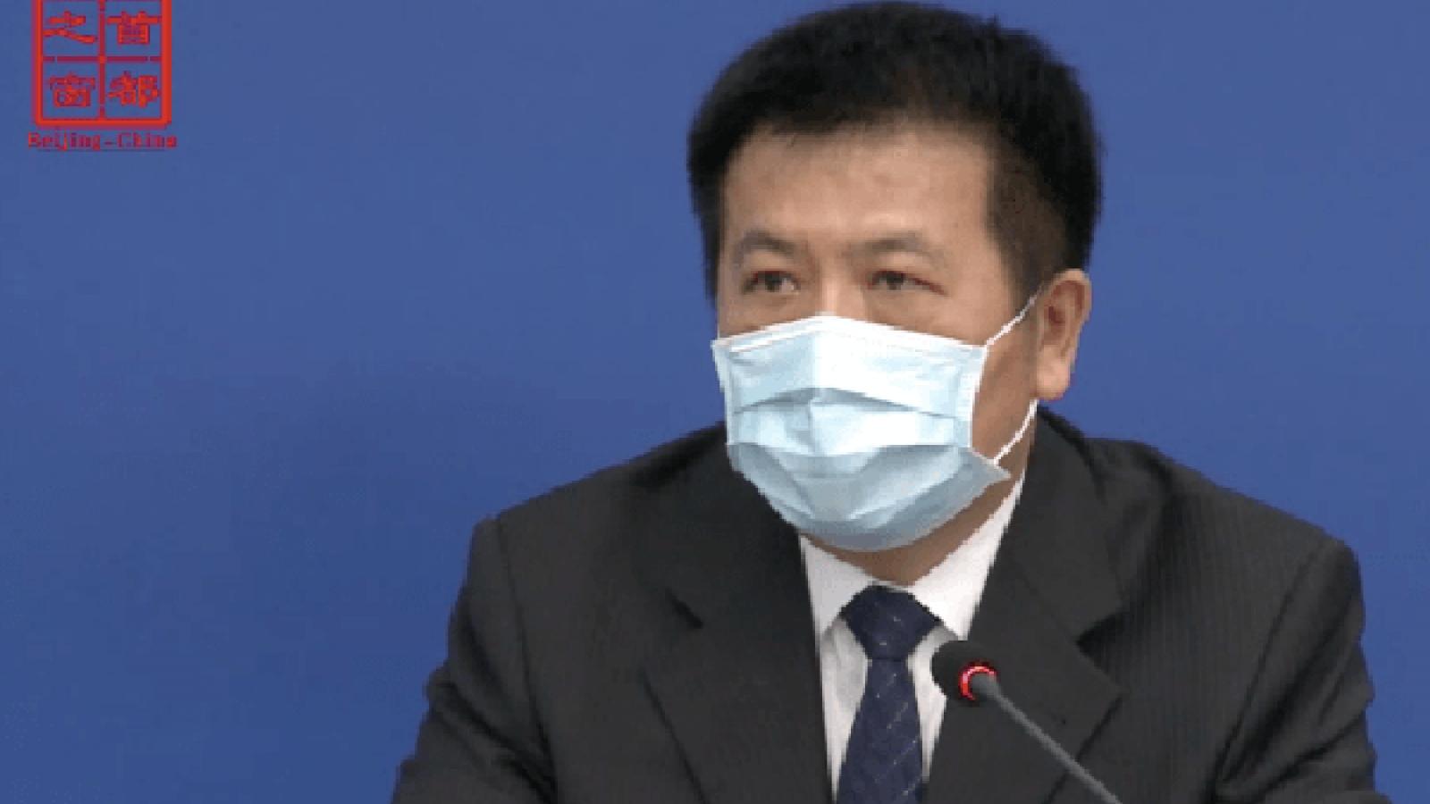 Bắc Kinh cơ bản khống chế dịch Covid-19 ở Tân Phát Địa sau 2 tuần