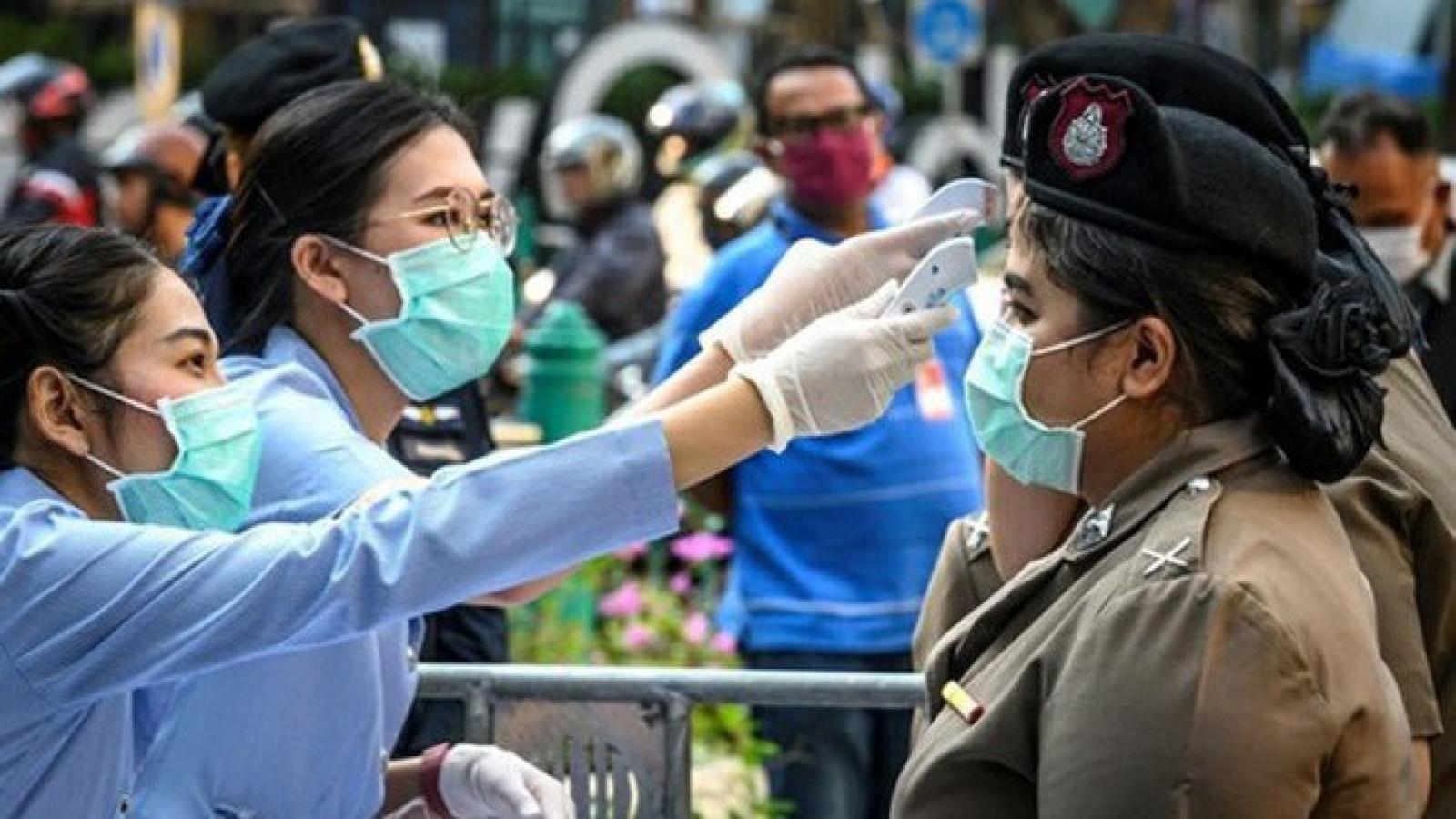 Đã 20 ngày qua, Thái Lan không có ca nhiễm Covid-19 trong cộng đồng