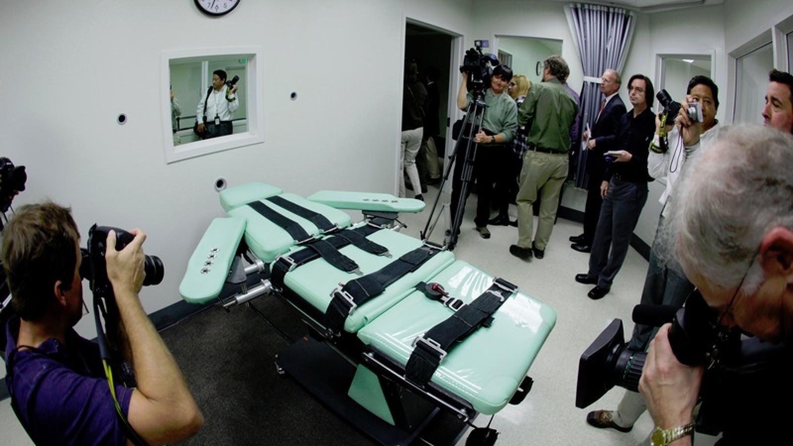 Mỹ khôi phục thi hành án tử hình vào tháng 7 tới