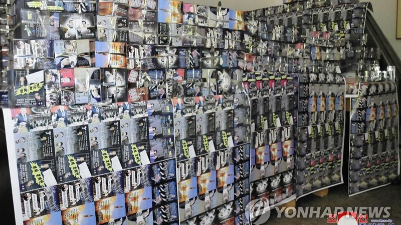 Bán đảo Triều Tiên nóng với cuộc chiến rải truyền đơn