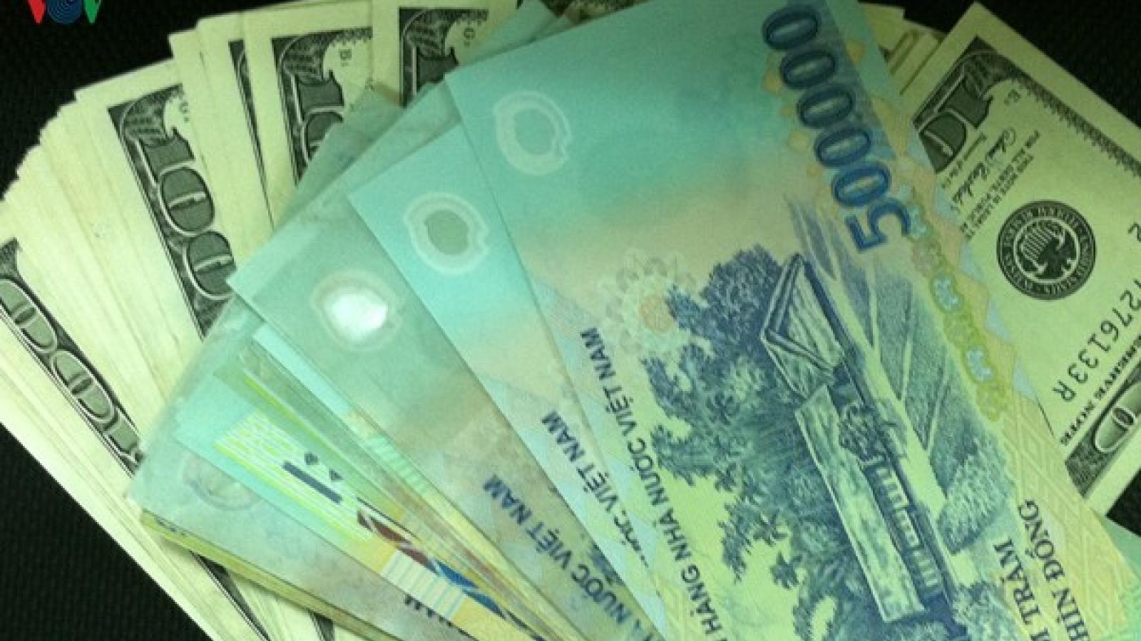 Tỷ giá ngoại tệ ngày 3/6: USD tiếp tục giảm mạnh