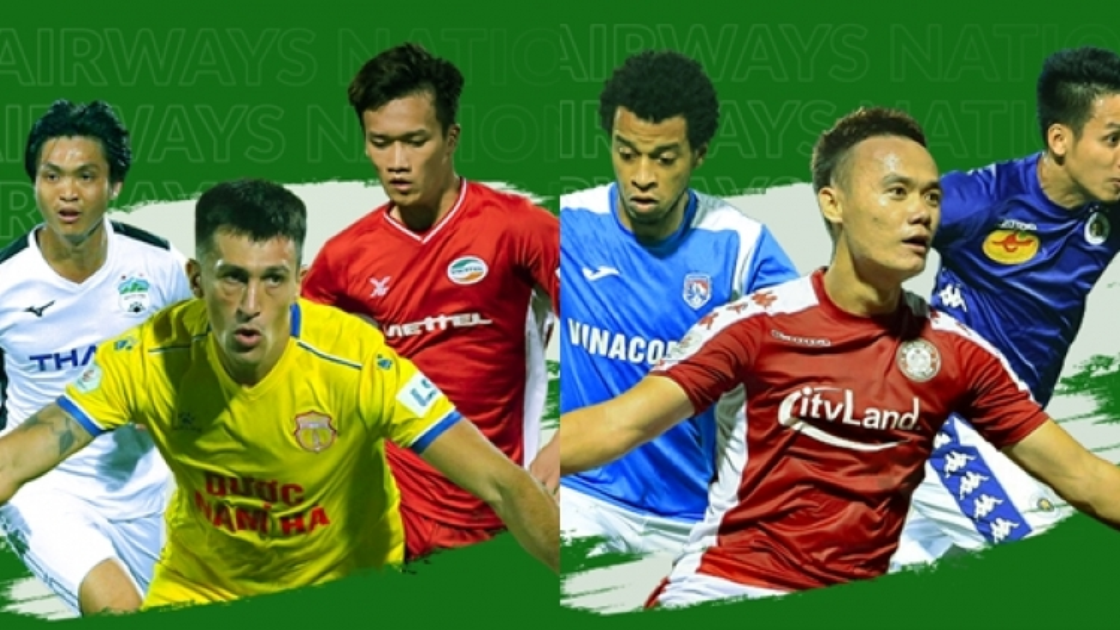V-League 2020 trở lại: TPHCM làm khách Hải Phòng, Nam Định tiếp đón Viettel