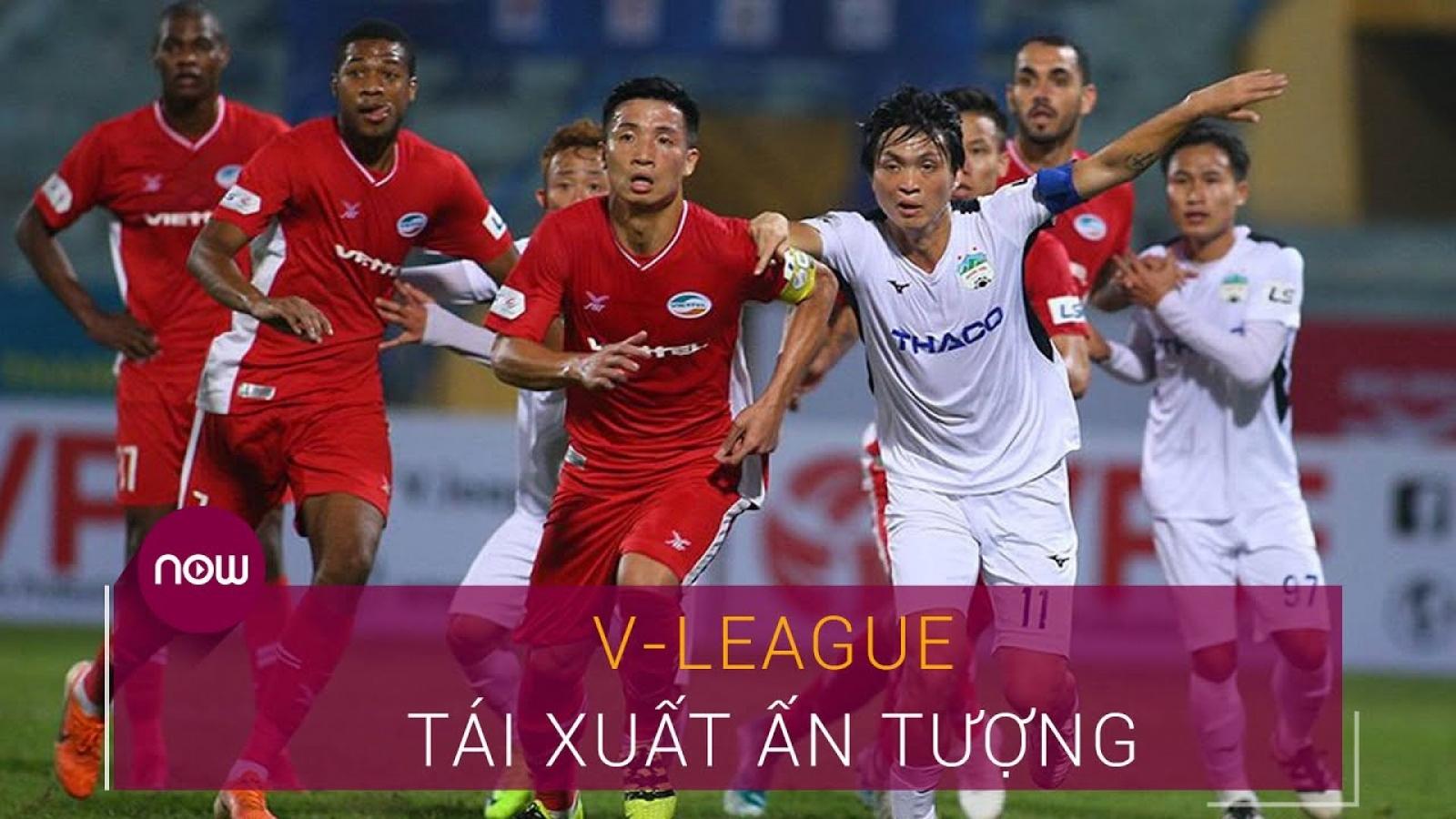 Truyền thông quốc tế ấn tượng mạnh với sự trở lại của V-League 2020