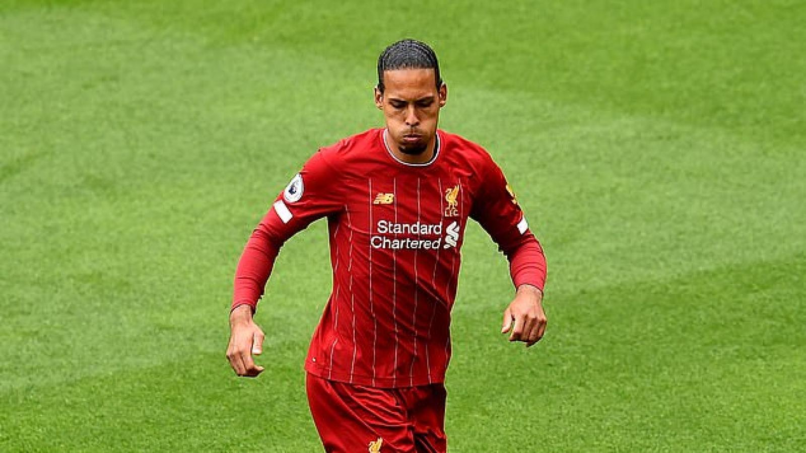 Van Dijk sắp gia hạn với Liverpool, nhận lương cao nhất lịch sử CLB