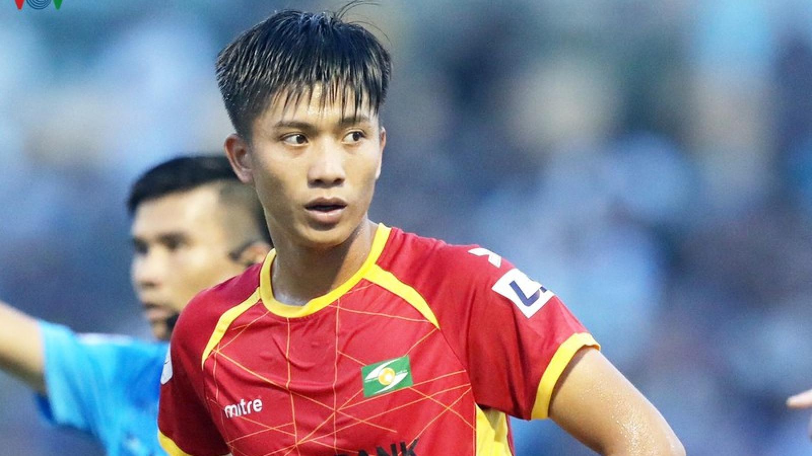 Phan Văn Đức: Hà Nội FC vắng Duy Mạnh, Đình Trọng là lợi thế cho SLNA